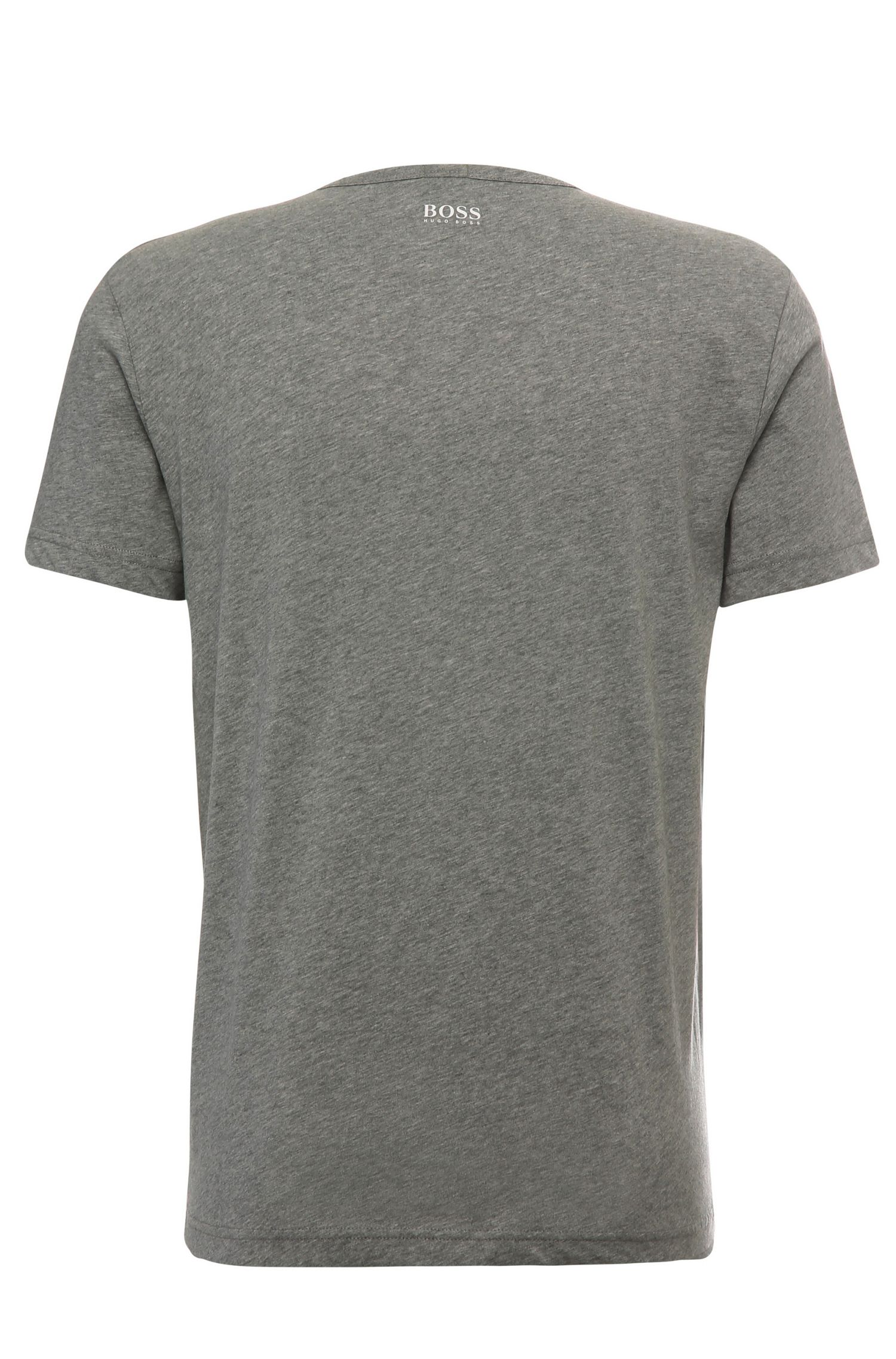 Regular-Fit Print-Shirt aus Baumwolle: ´Tee 2`