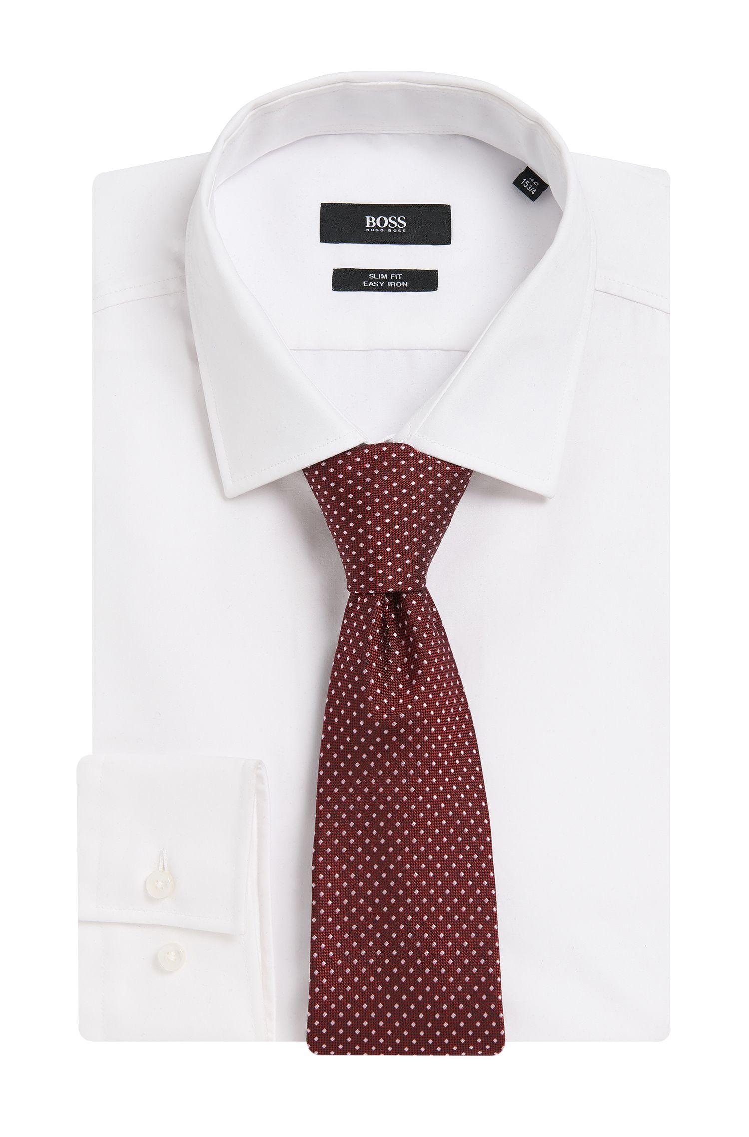 Cravate en pure soie à motif: «Tie7,5cm»
