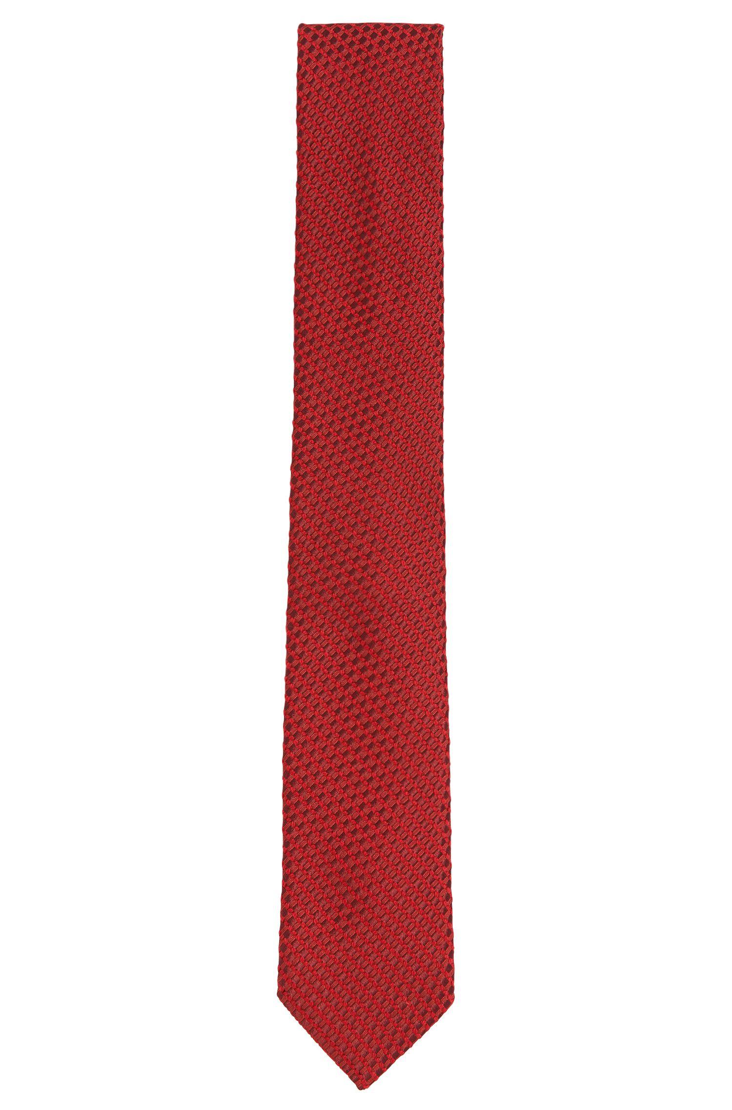 Cravate en coton mélangé à de la soie: «Tie6cm»