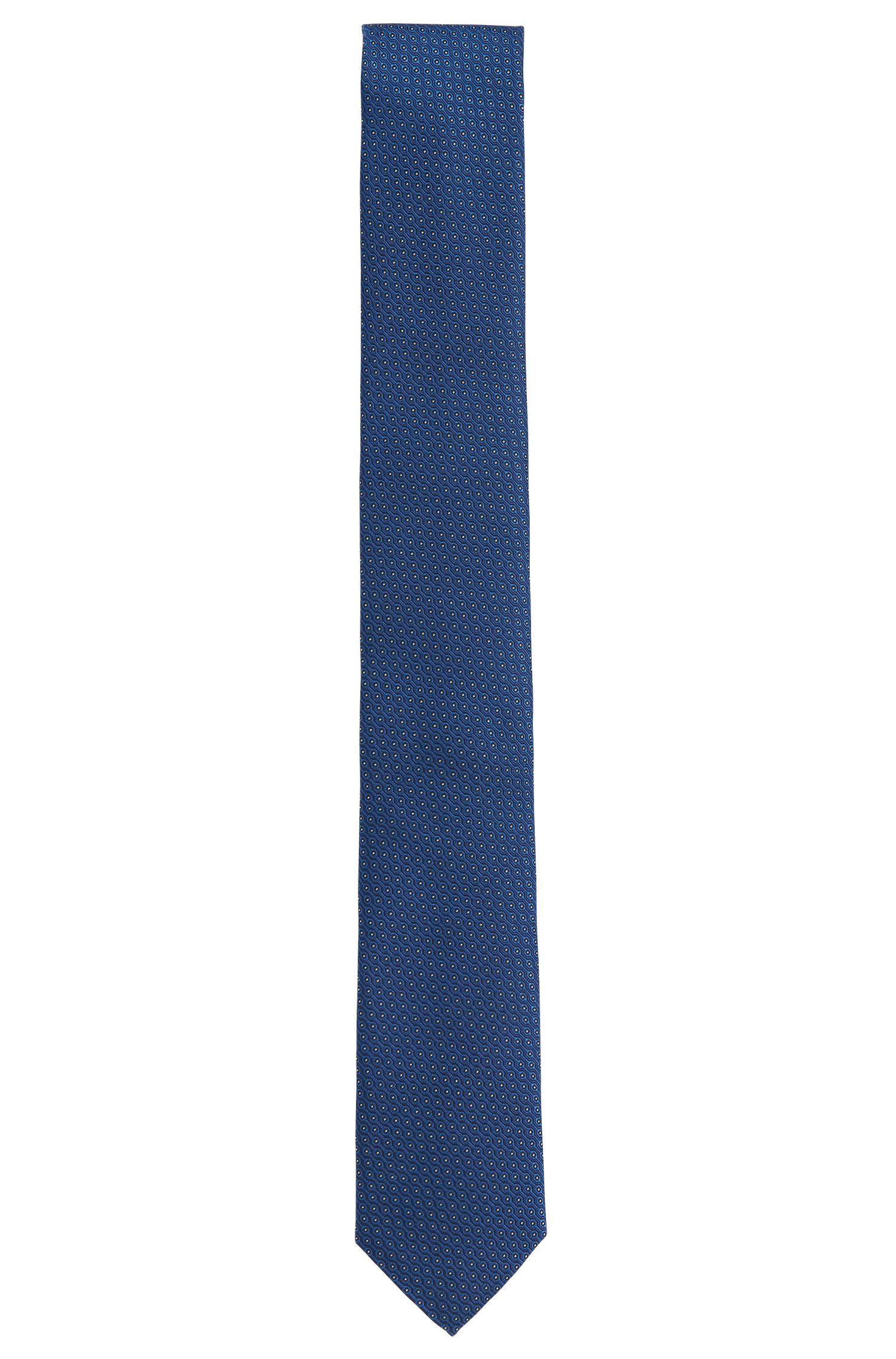 Corbata estampada en pura seda: 'Tie 6 cm'