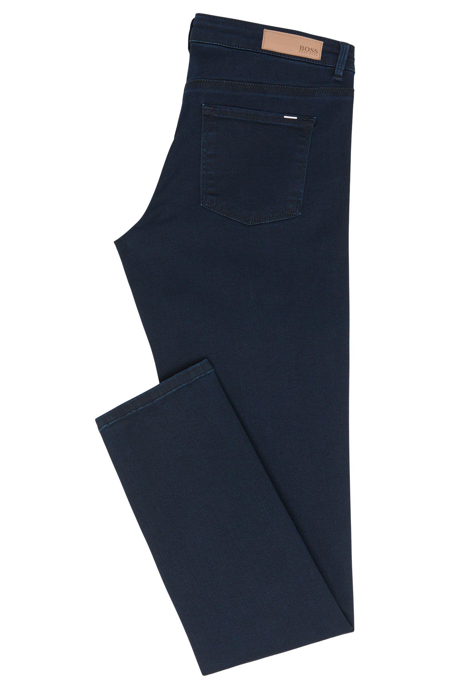 Jeans Regular Fit en lyocell extensible mélangé: «Nevila»