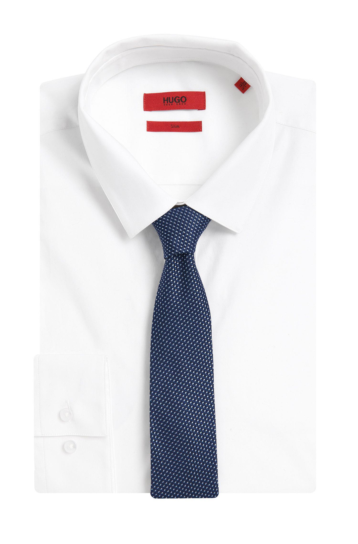 Cravate en soie à motif: «Tie cm6»