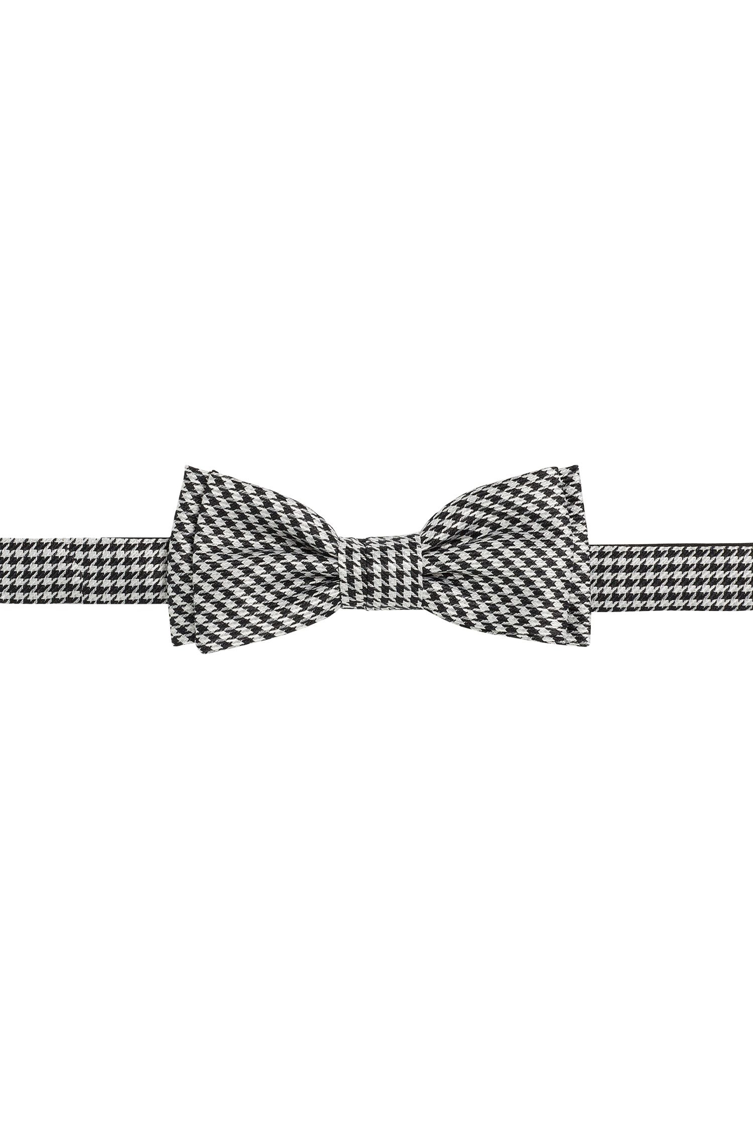 Patterned bow-tie in pure silk: 'Bow tie'