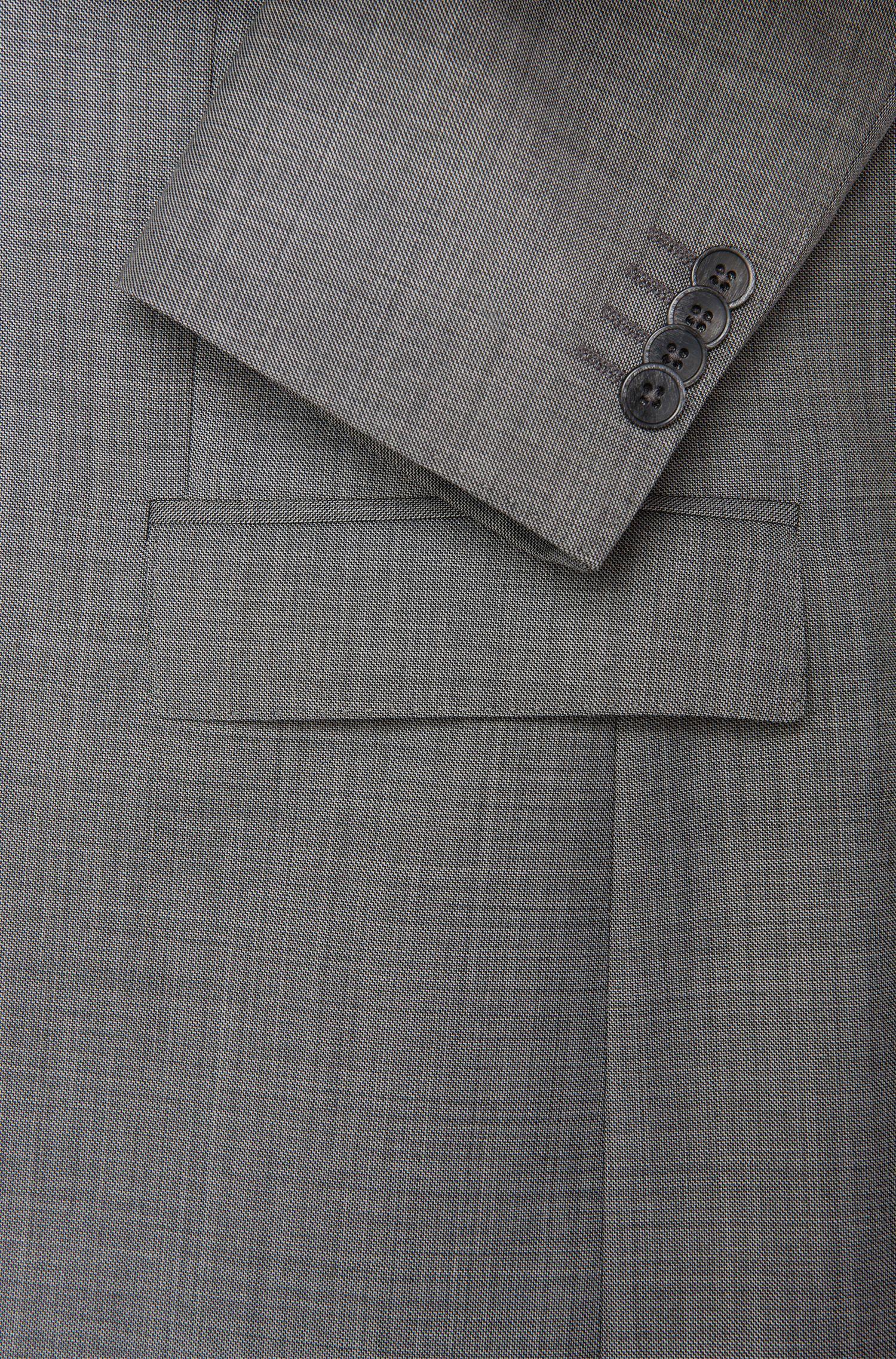 Regular-Fit Anzug aus reiner Schurwolle: 'Jewels/Linus'
