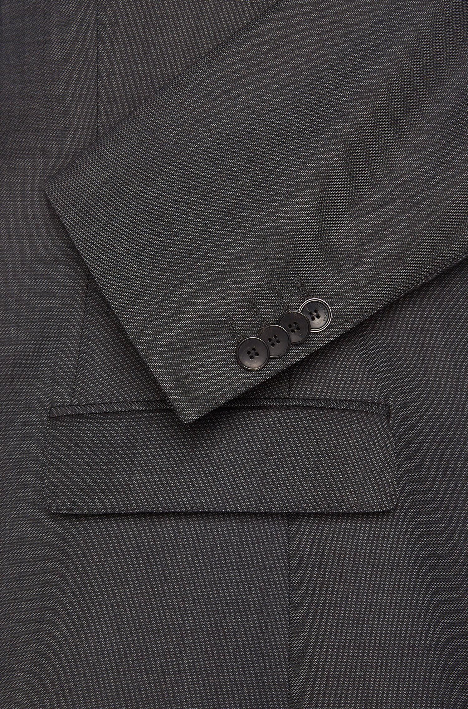 Costume Slim Fit en pure laine vierge: «Huge4/Genesis3»