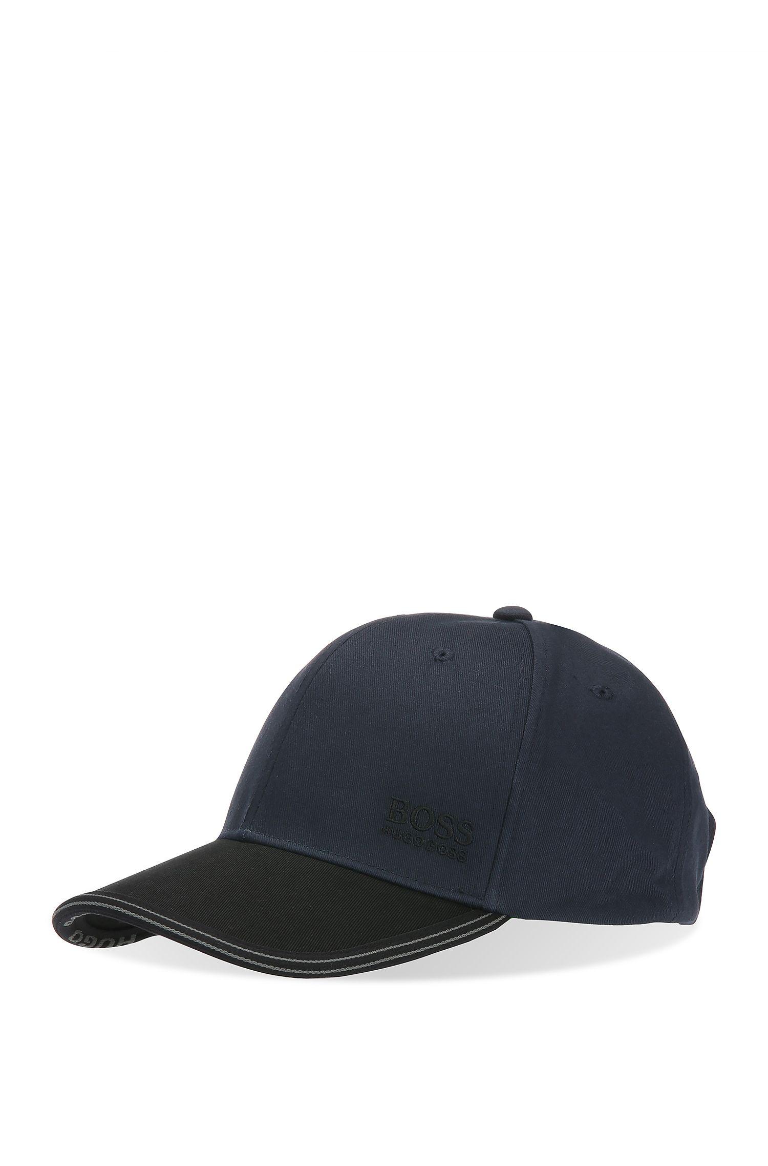 Gorra de béisbol de dos colores en algodón: 'Cap 13'