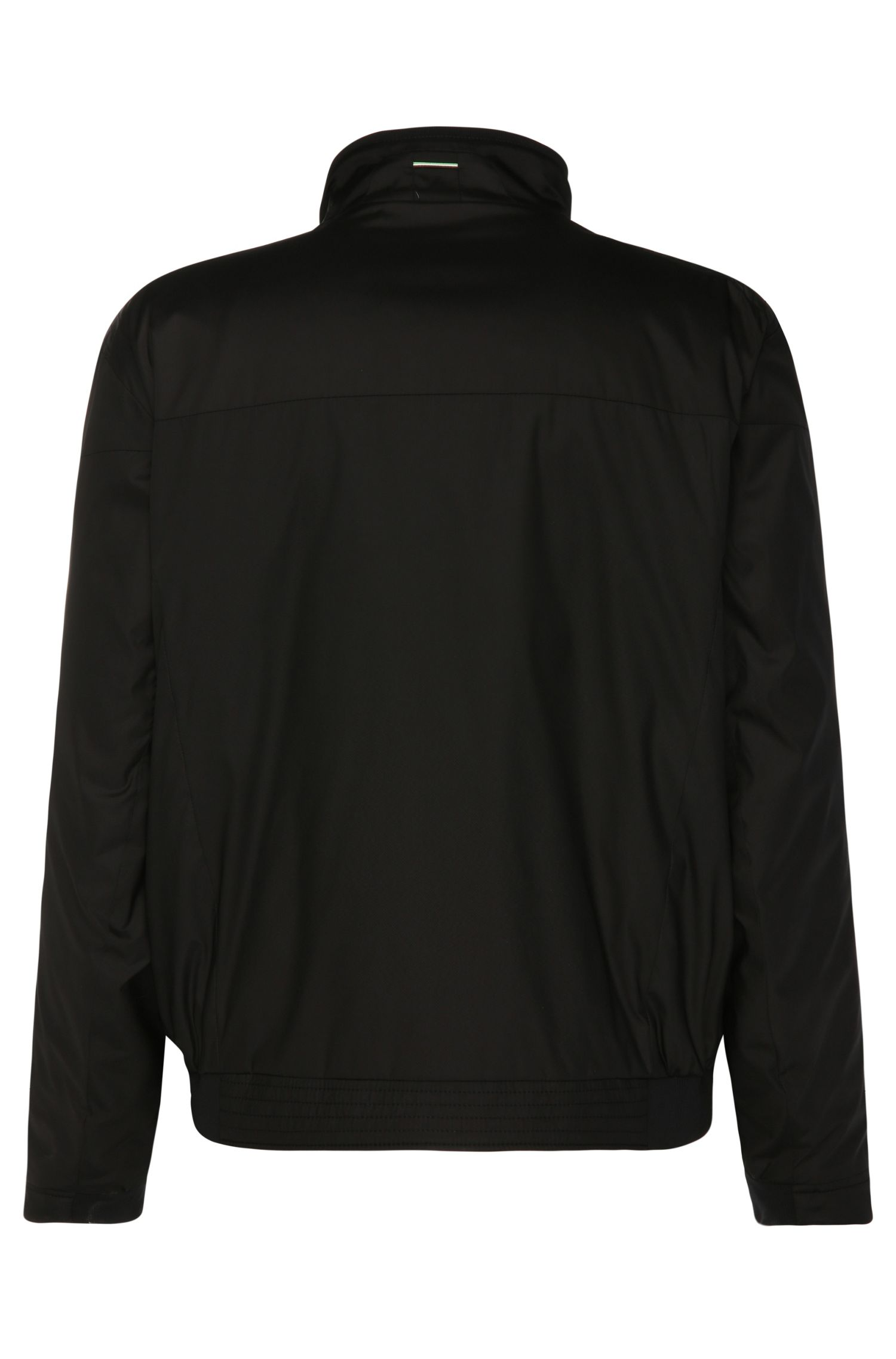 Regular-Fit Blouson aus Material-Mix: ´B-Jakes`