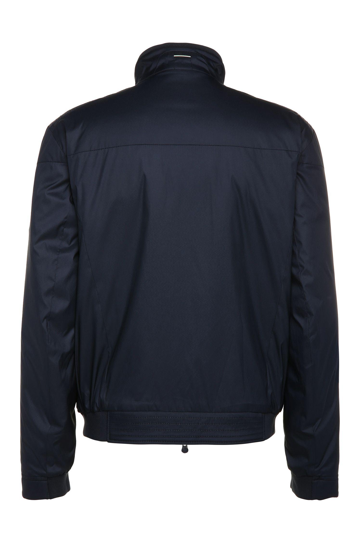 Regular-Fit Jacke aus Material-Mix: ´Jakes 1`