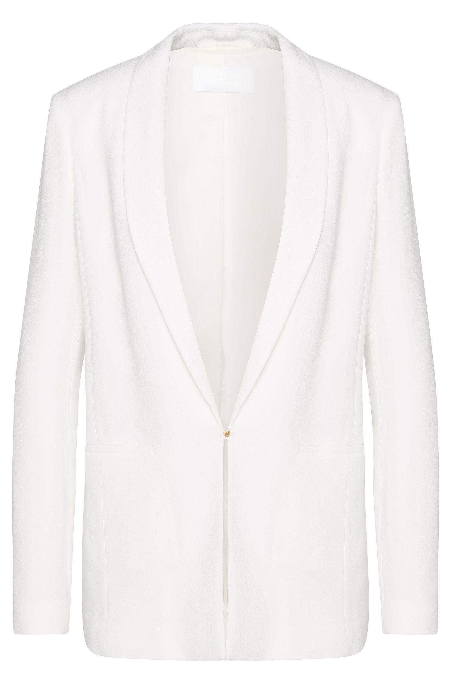 Blazer with shawl collar: 'Juxida'