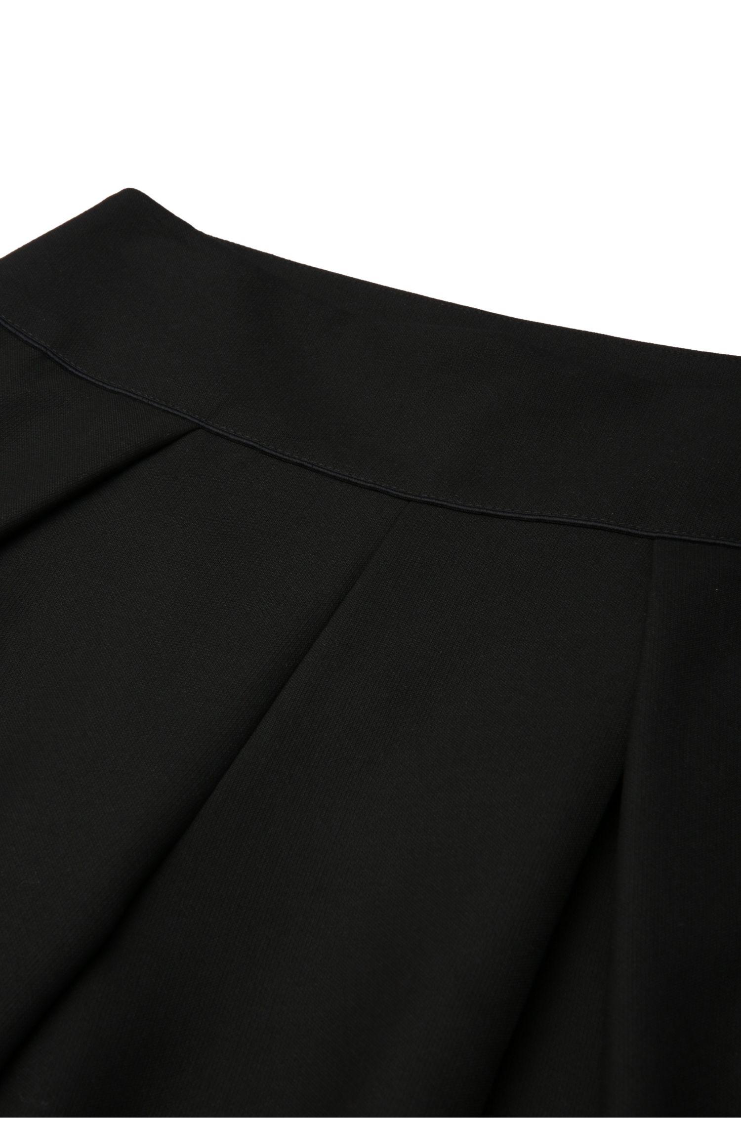 Pantalon Relaxed Fit en mélange de matières extensible à teneur en viscose: «Safolky»