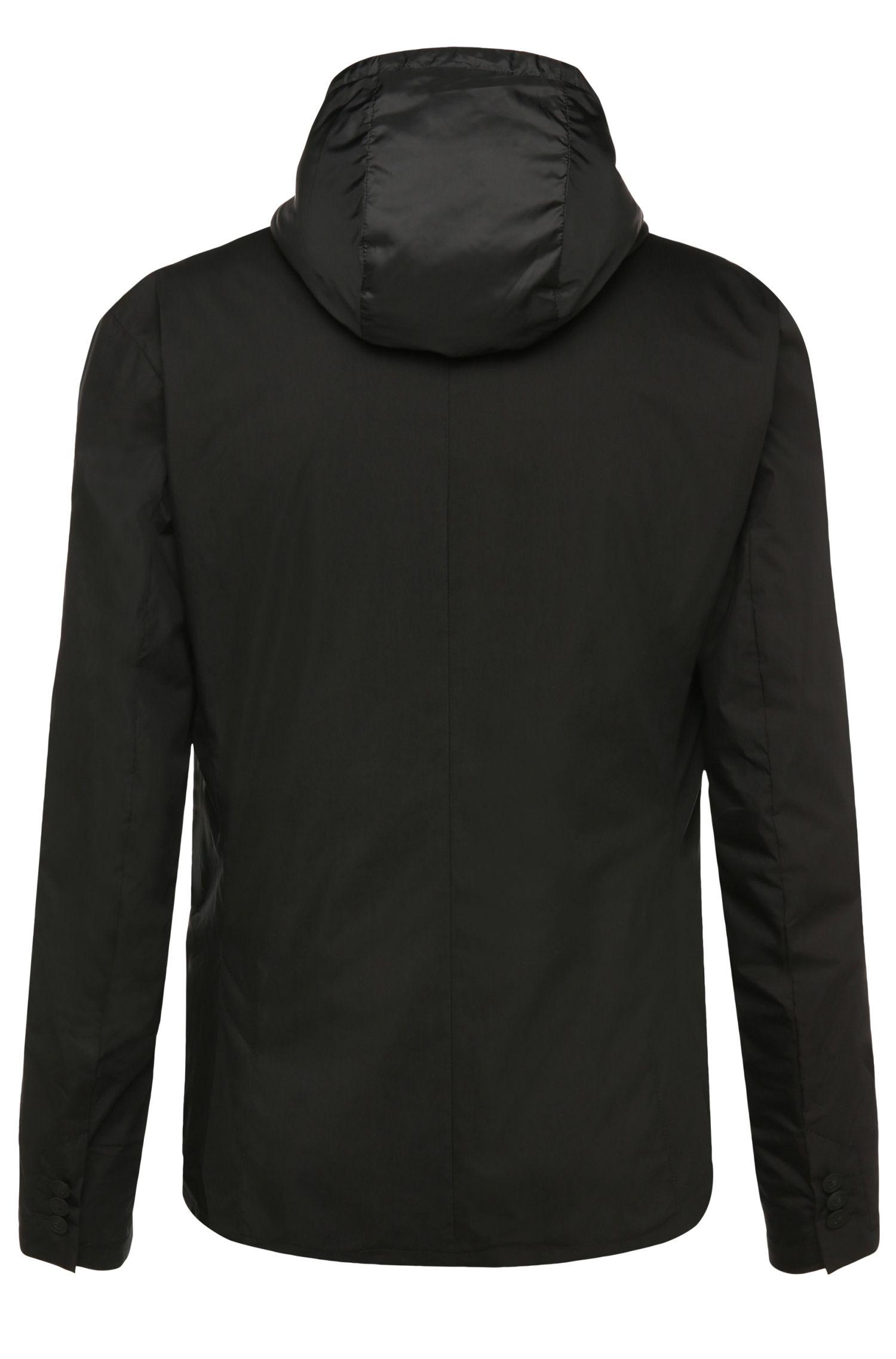 Veste de costume Regular Fit en coton mélangé avec gilet intégré: «Awond»