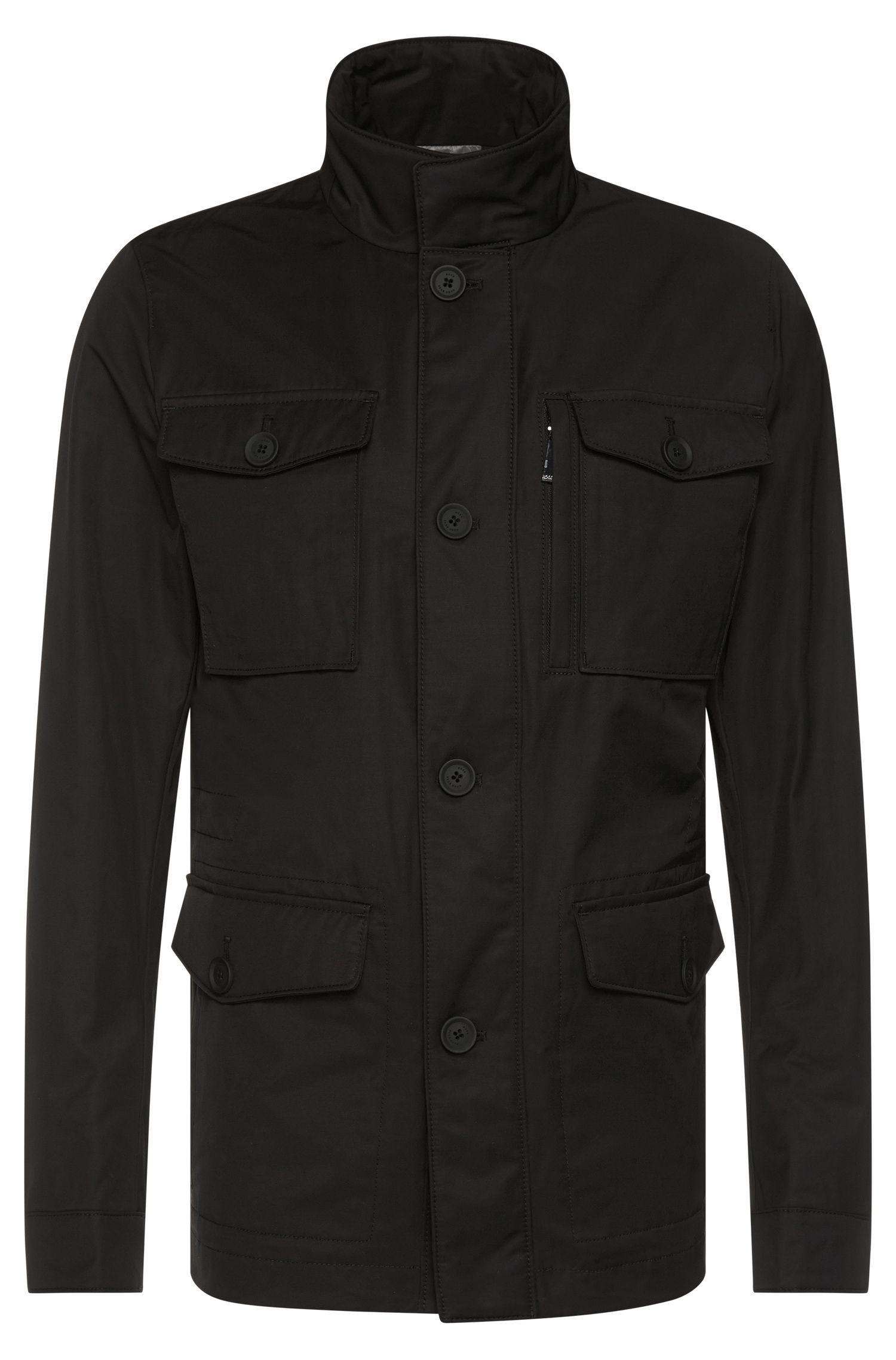 Wasserabweisende Jacke aus Baumwoll-Mix: 'Calvary'