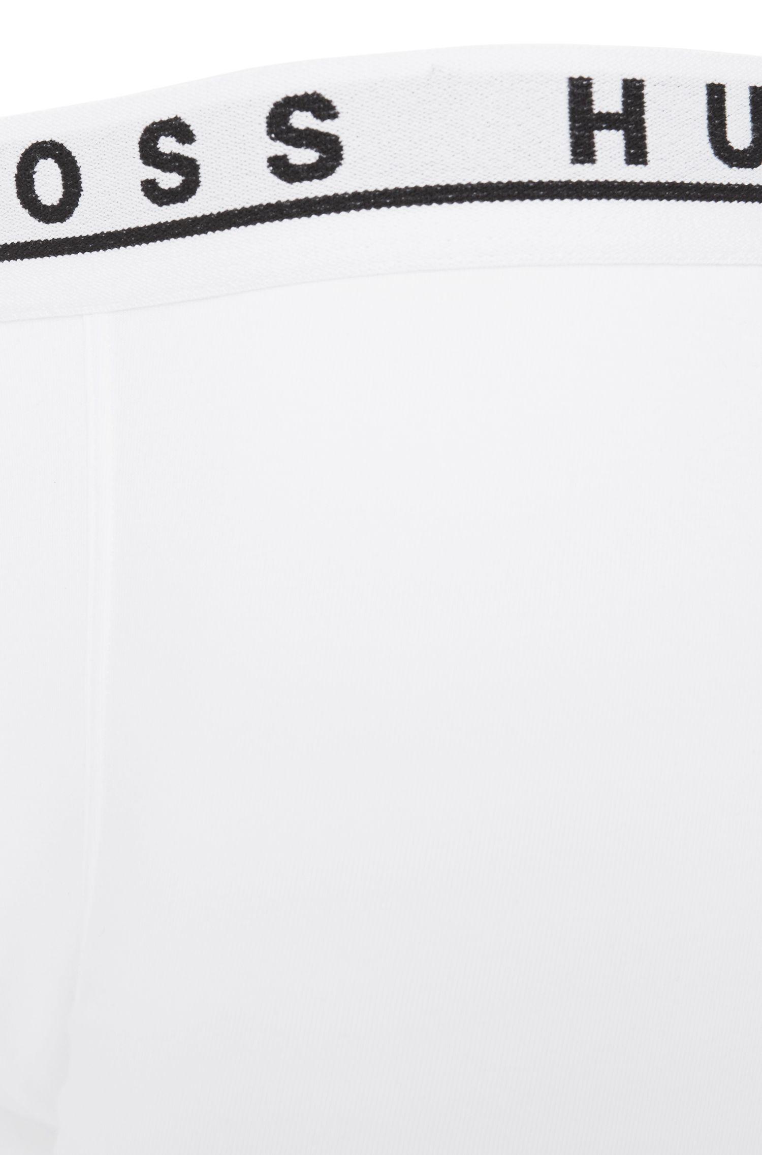 Boxershorts aus Stretch-Baumwolle im Dreier-Pack: 'Boxer Brief 3P CO/EL'
