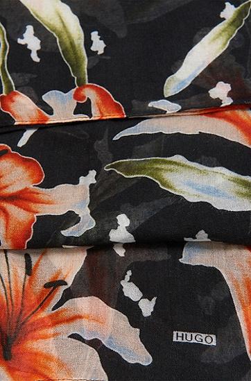 Gemustertes Tuch aus Modal: 'Women-Z 530', Gemustert