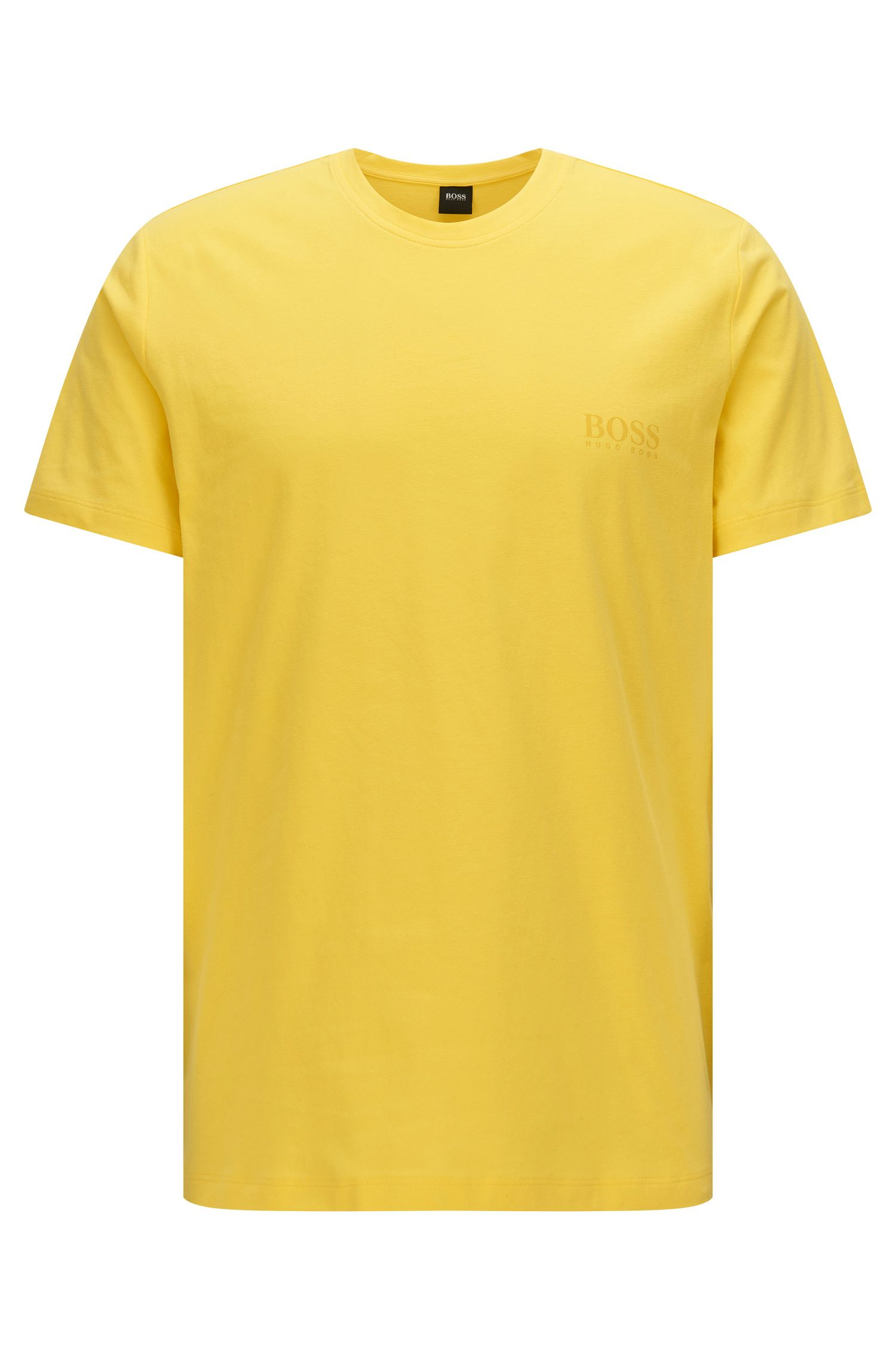 Plain regular-fit t-shirt in cotton: 'T-Shirt RN 24'