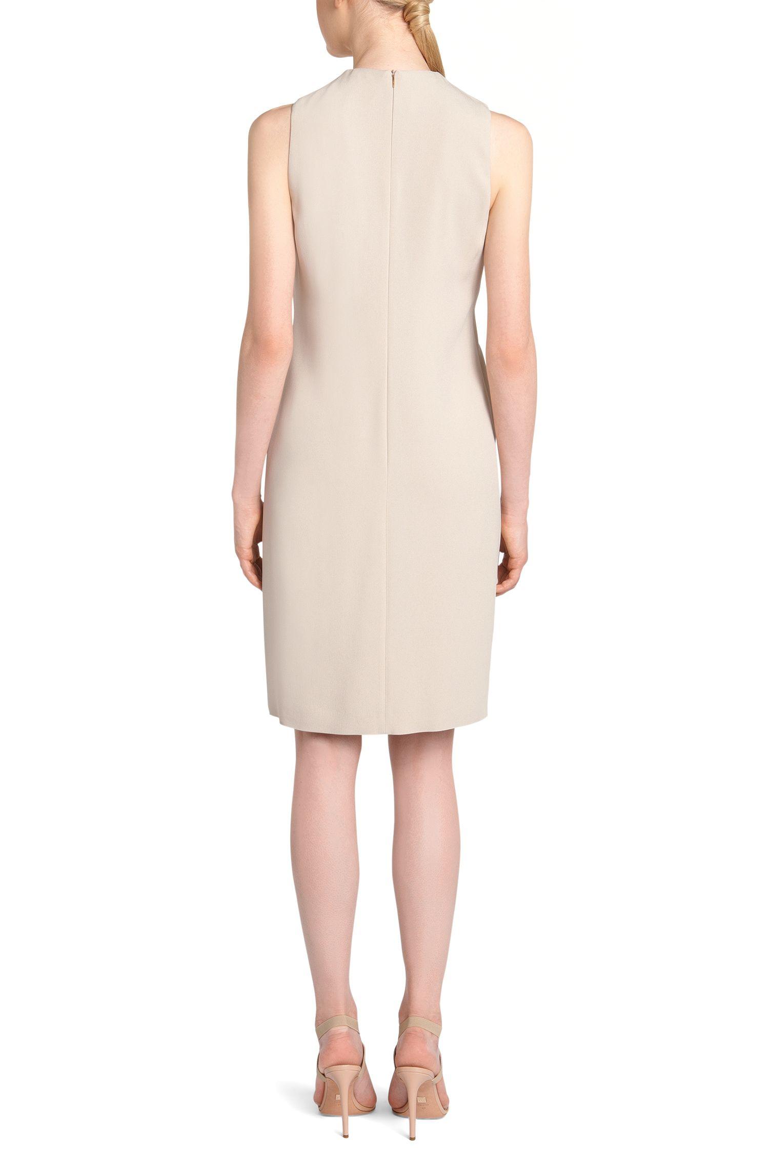 Ärmelloses Kleid mit Volants: 'Dalynea'