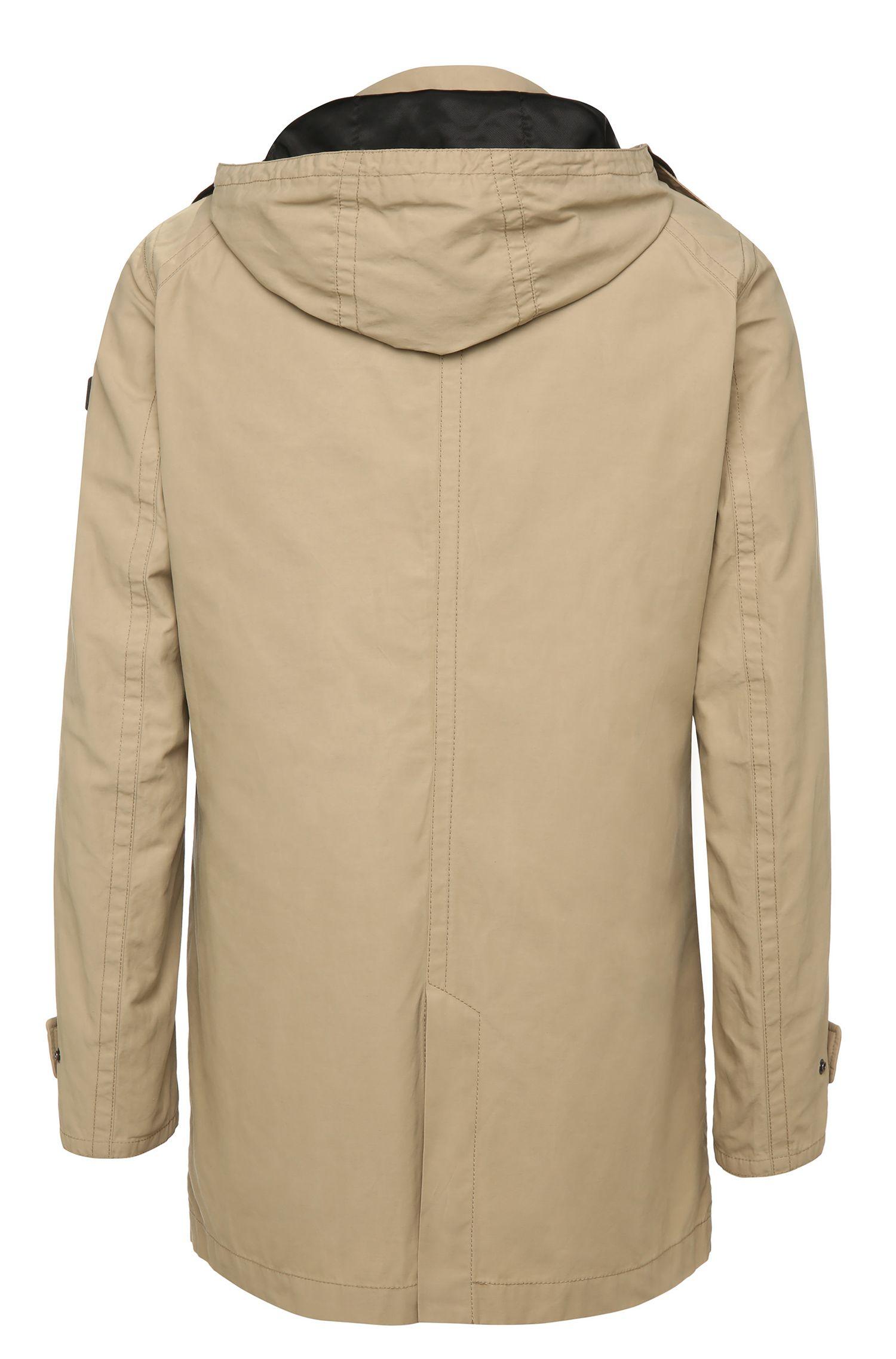 Regular-Fit Jacke aus Baumwoll-Mix mit integrierter Weste: ´Otorio-W`