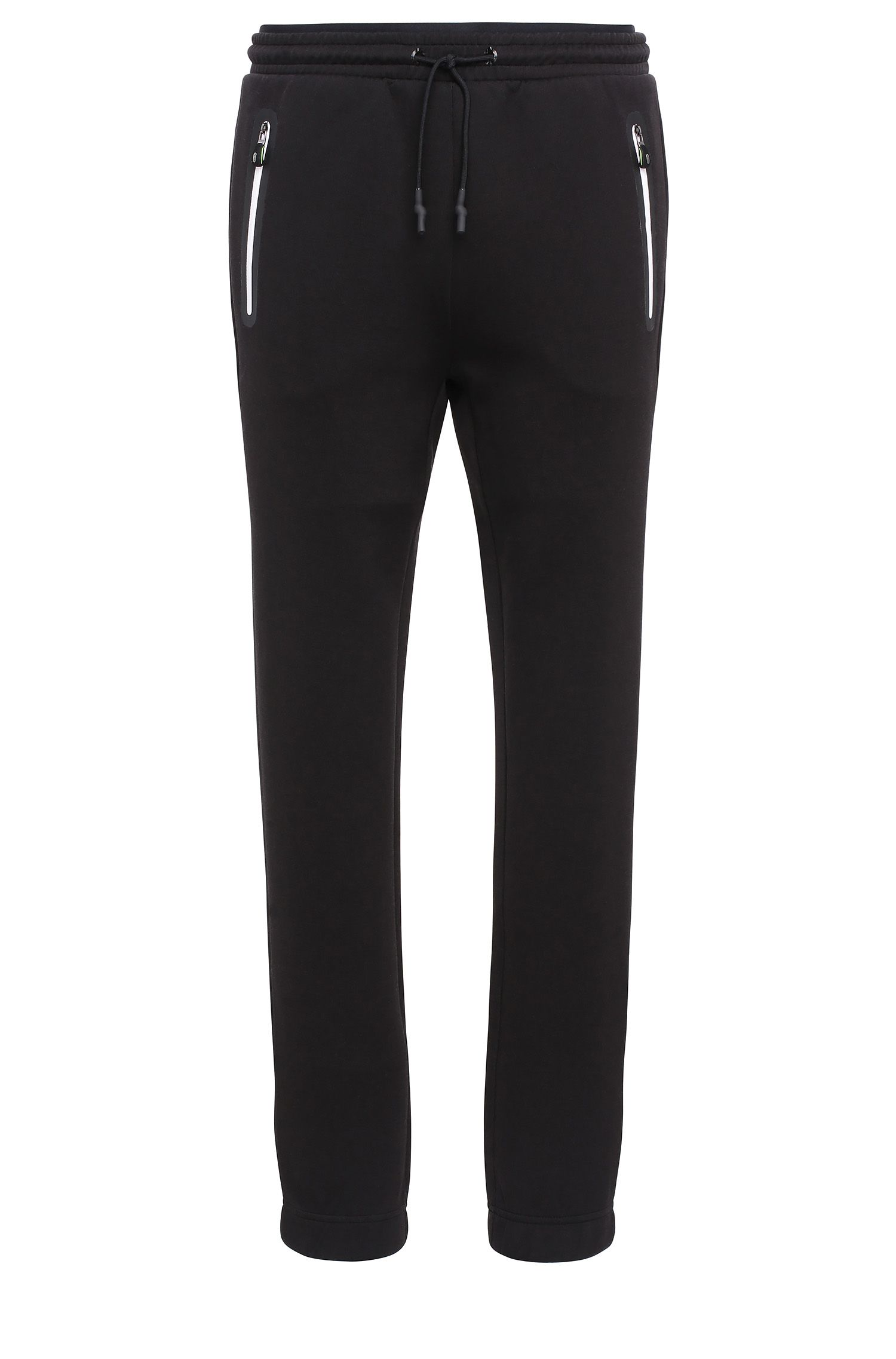 Tracksuit bottoms in cotton blend: 'Heacho'