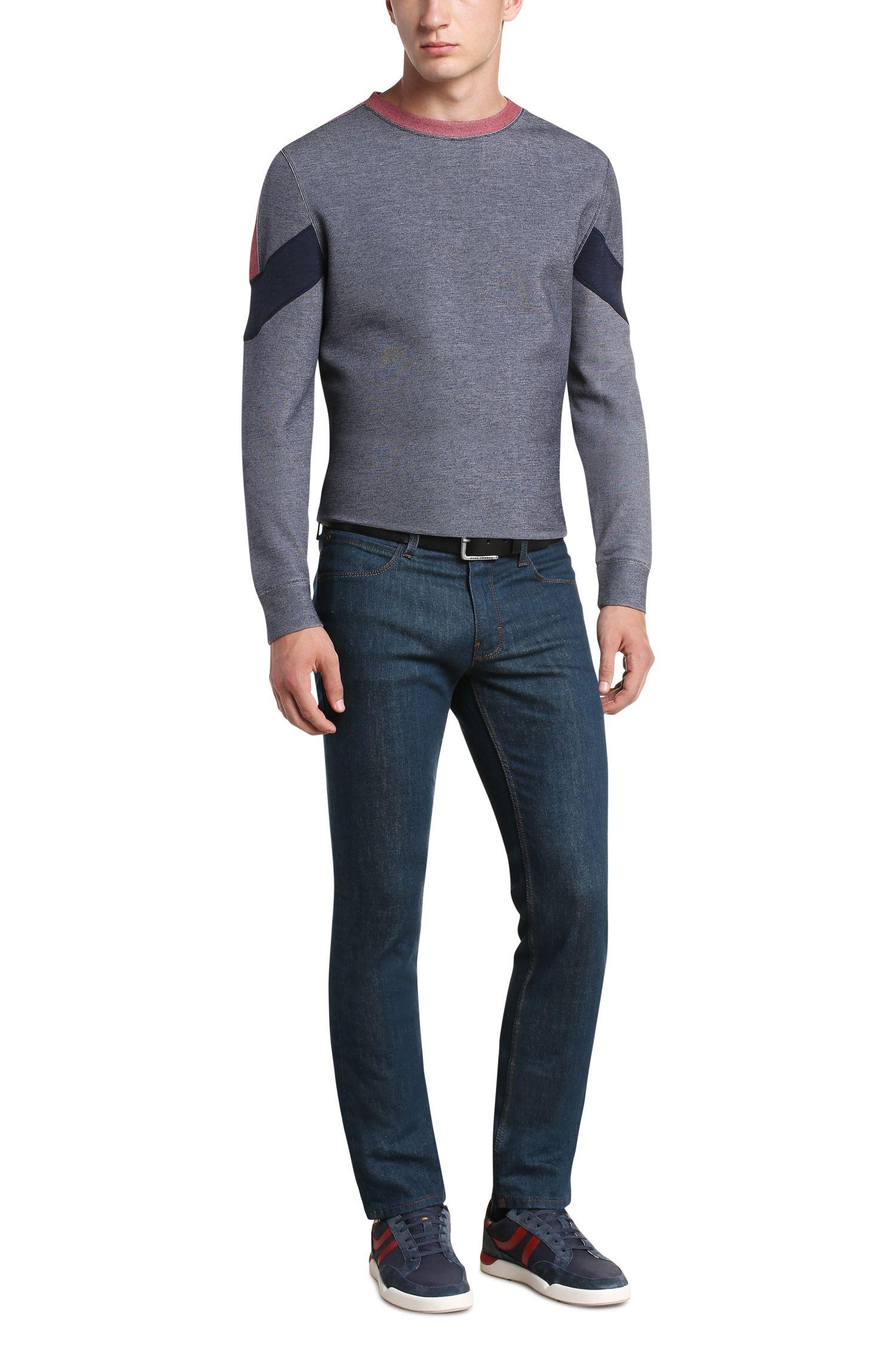 Relaxed-Fit Sweatshirt aus Baumwoll-Mix: ´Writer`