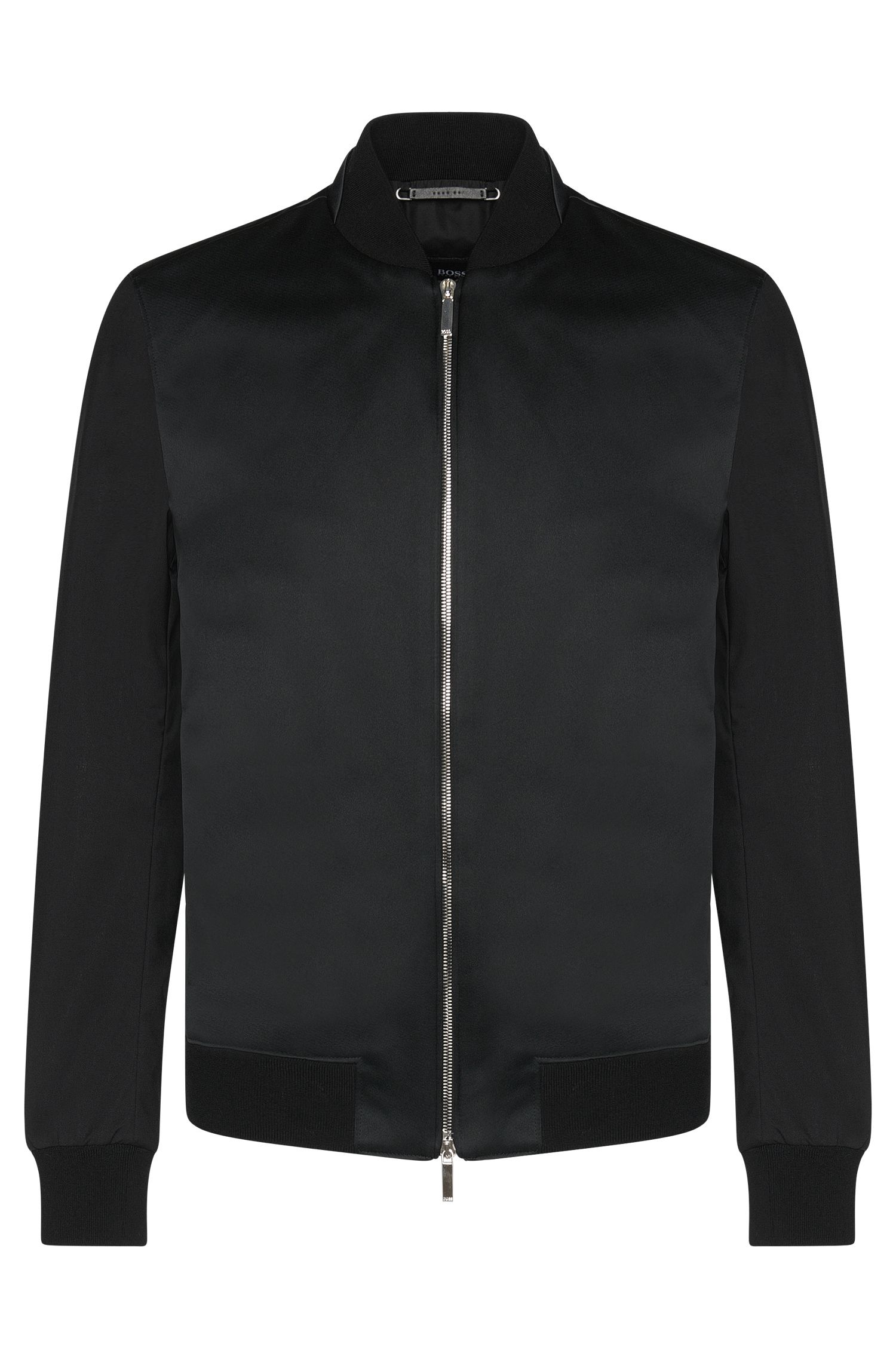 Water-repellent Tailored jacket in bomber jacket style: 'T-Camby'