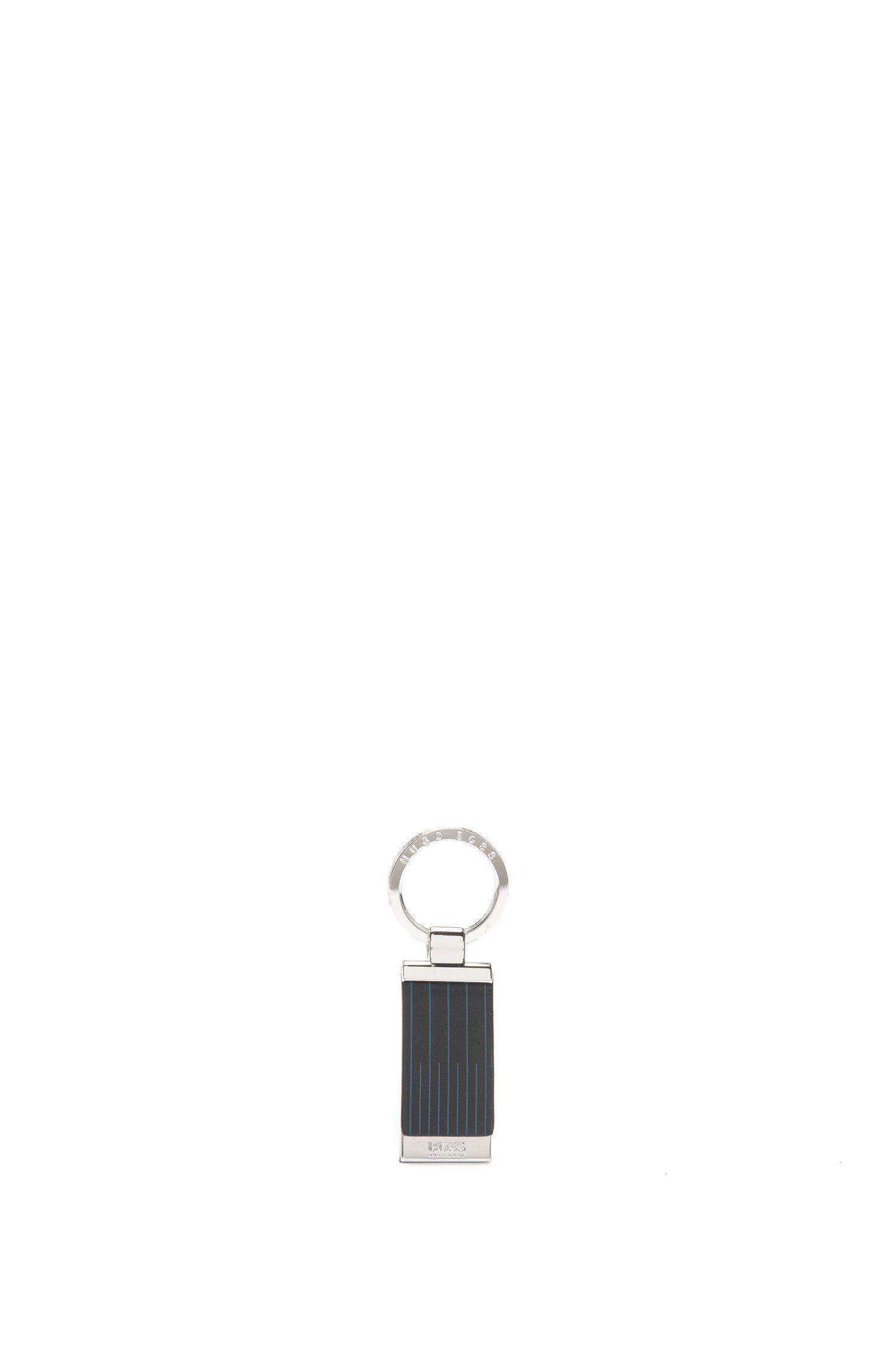 Set mit Geldbörse und Schlüsselanhänger aus Leder: 'GbB17PS_8 cc key'
