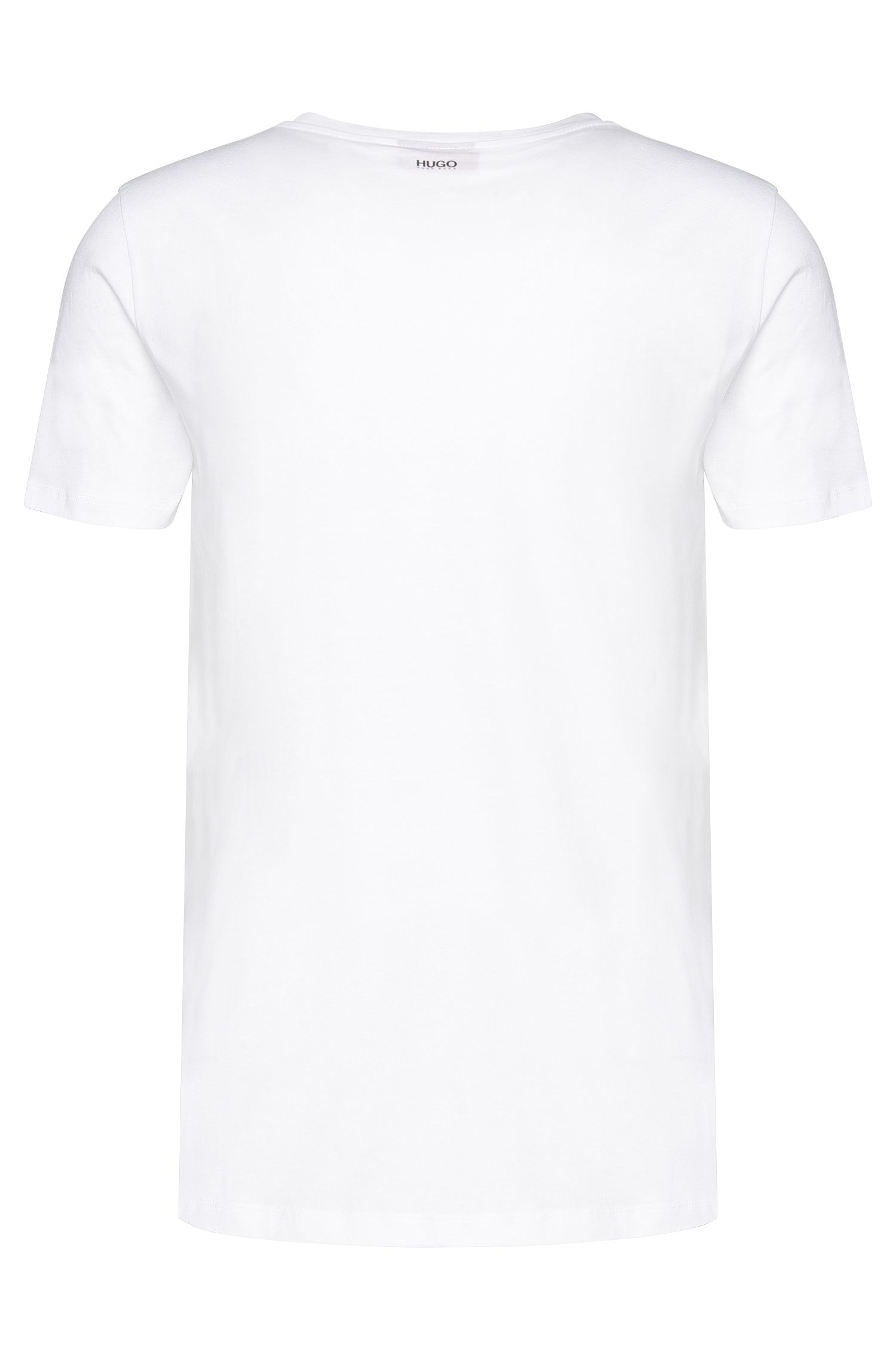 Regular-fit T-shirt van katoen: 'Dashas'