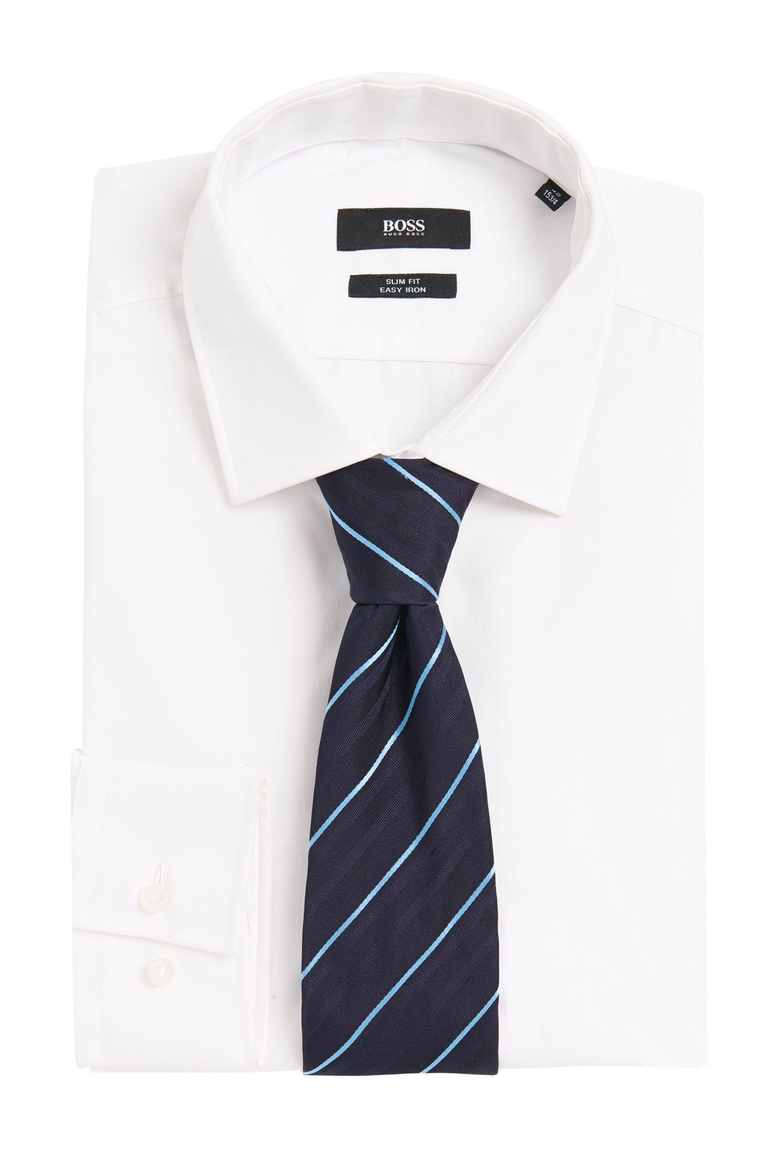 Cravate en soie à motif: «Tie7,5cm»