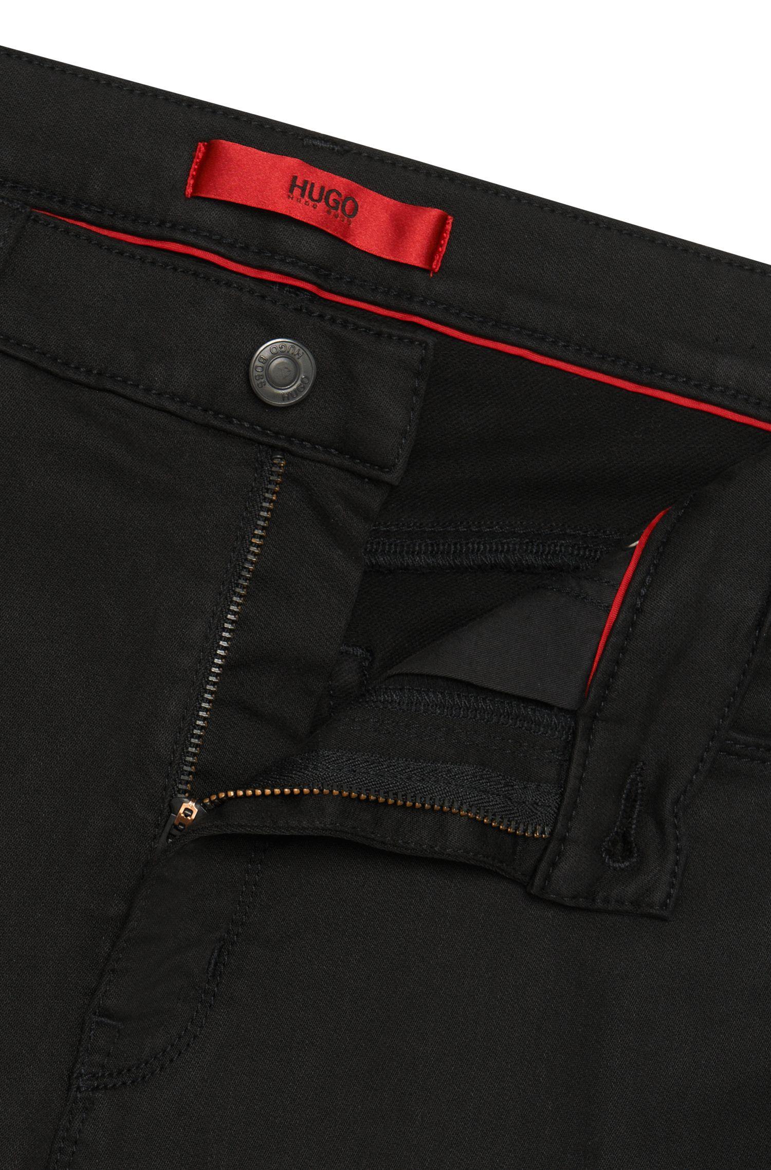 Jeans Skinny Fit en mélange de matières extensible à teneur en coton: «HUGO734»