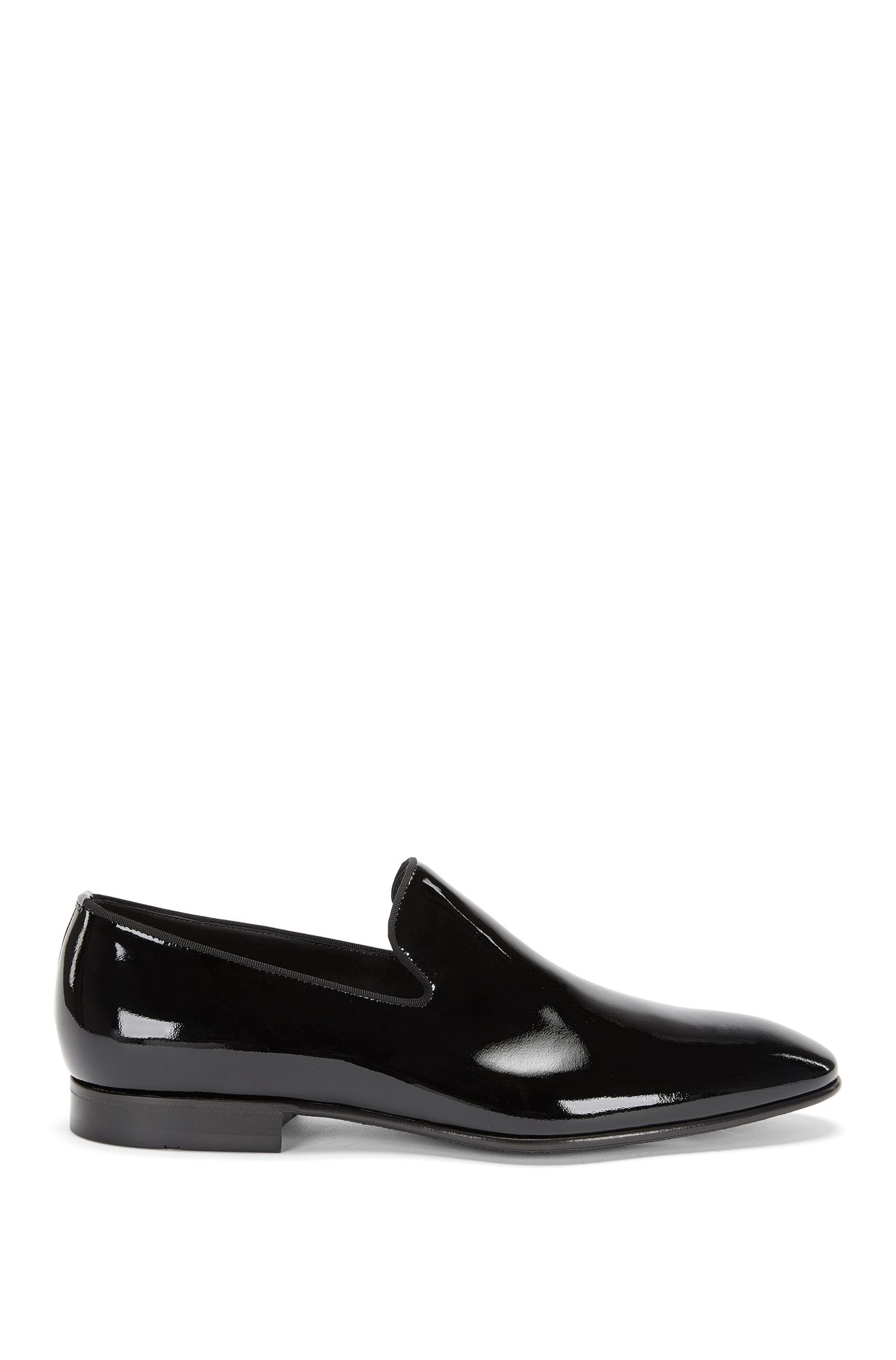 Patent-leather loafers: 'Evening_Loaf_pa'
