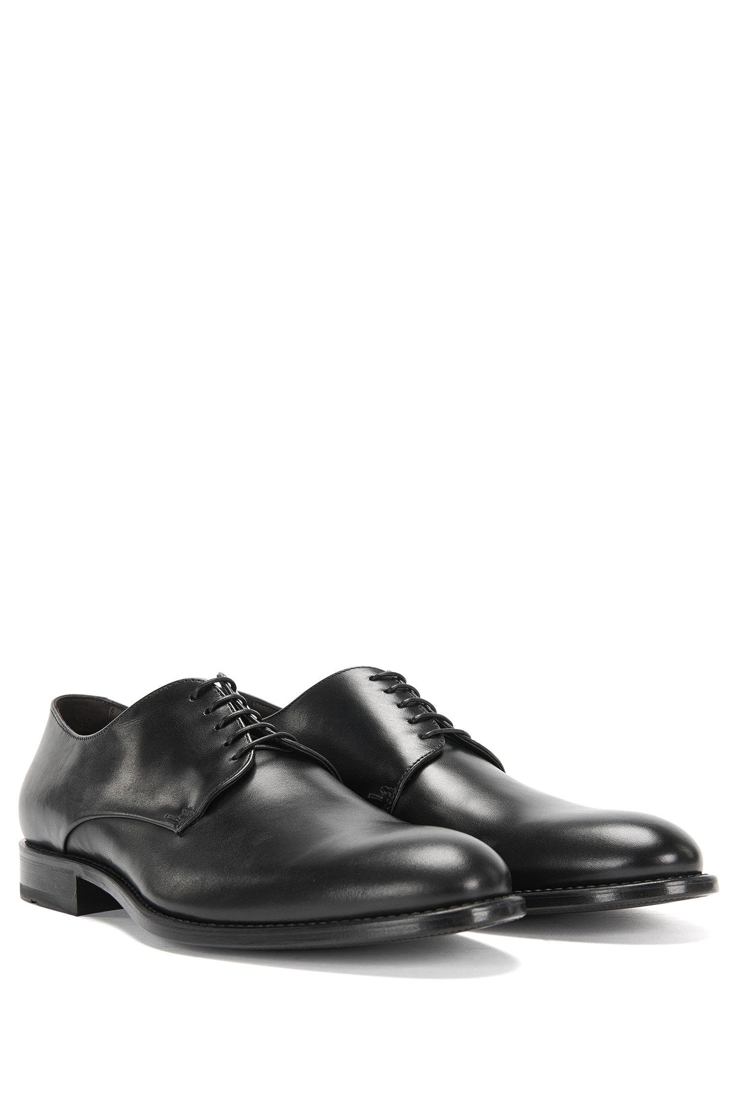 Chaussures à lacets en cuir: «Stockholm_Derb_ptst»