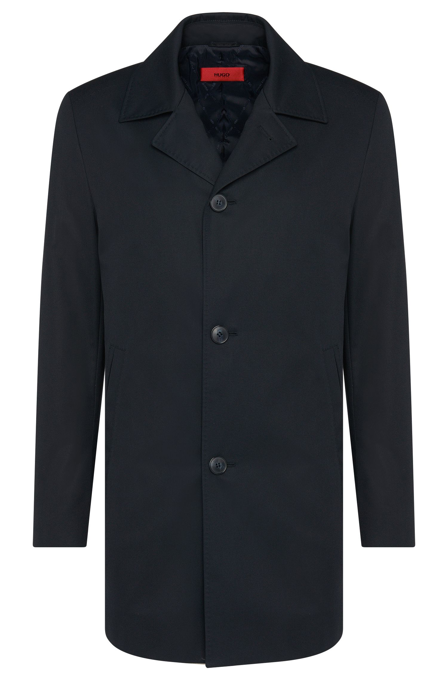 Manteau uni Regular Fit : « C-Dais6 »