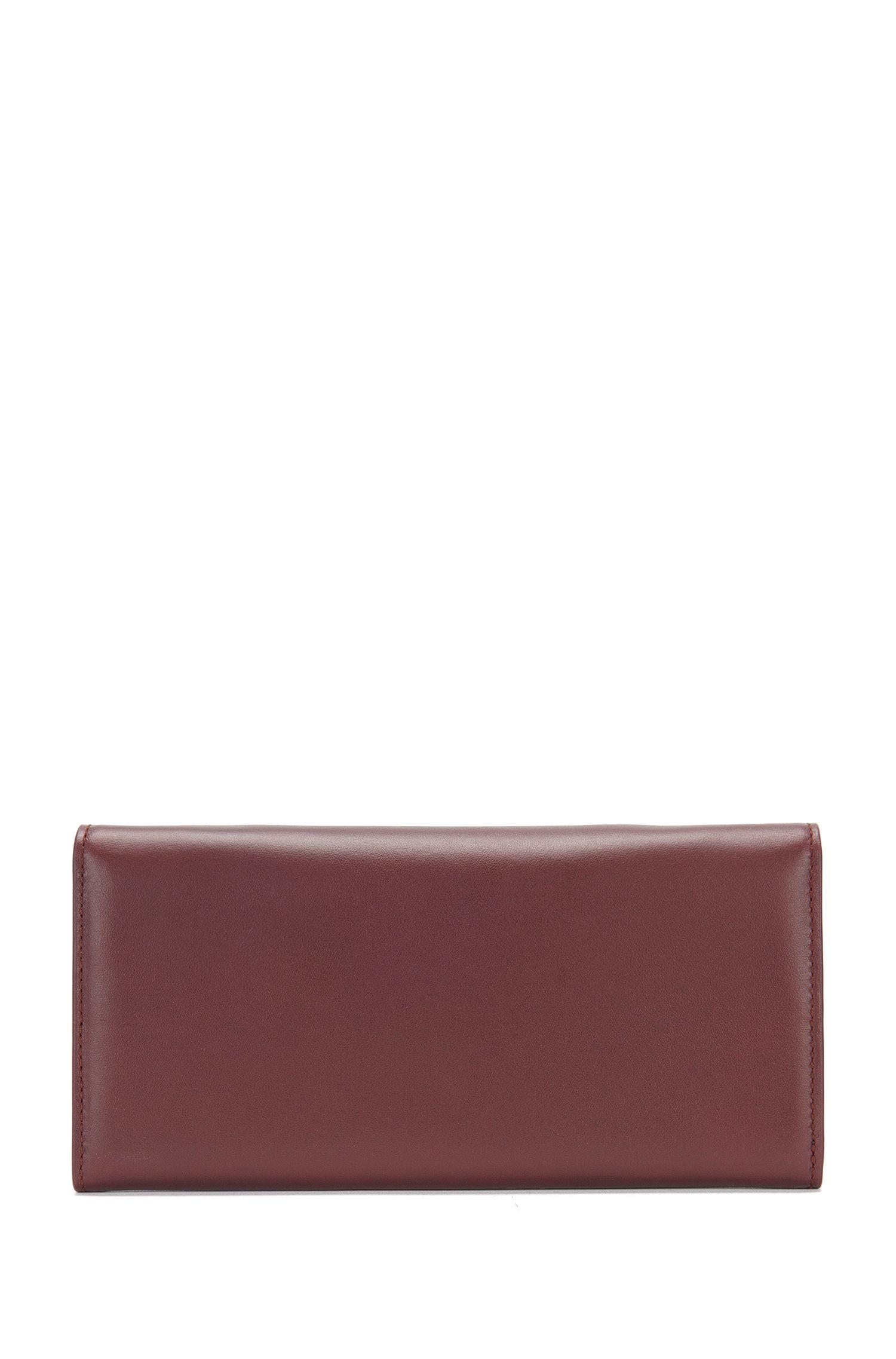 Portefeuille BOSS Bespoke en cuir avec chaîne métallique amovible