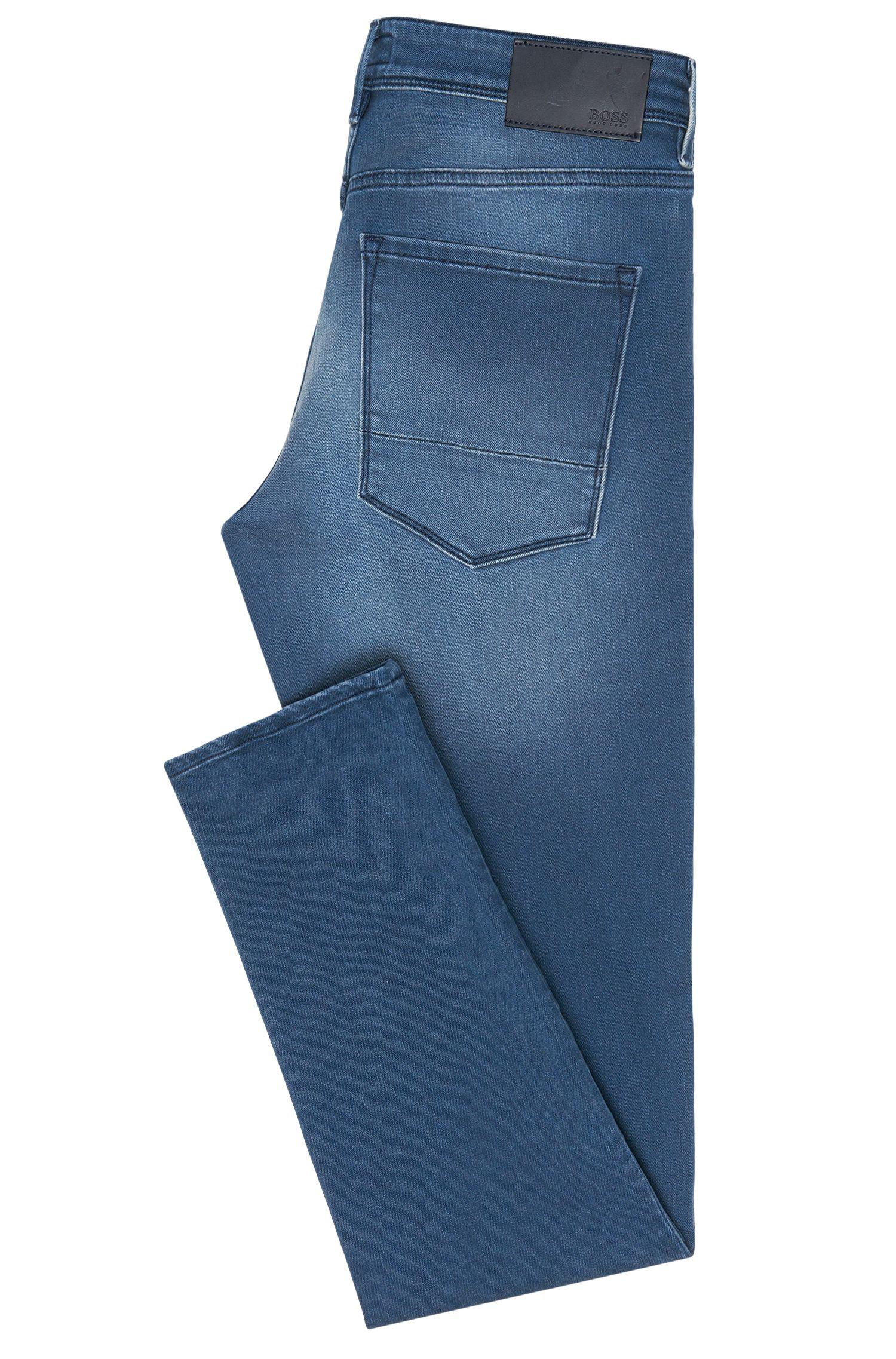 Jeans Slim Fit en coton extensible: «Charleston3»