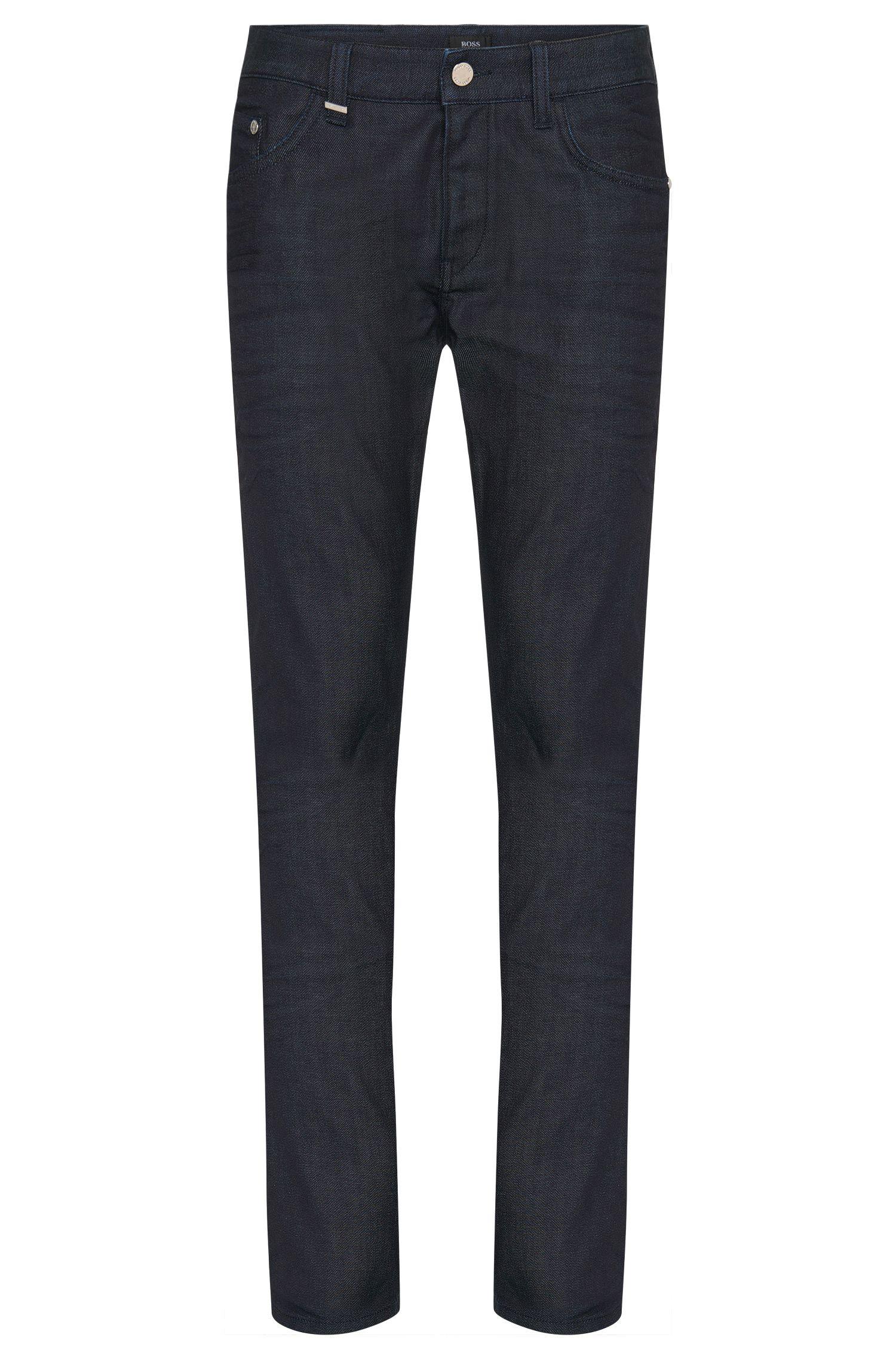Jeans Slim Fit en coton extensible: «Delaware3»