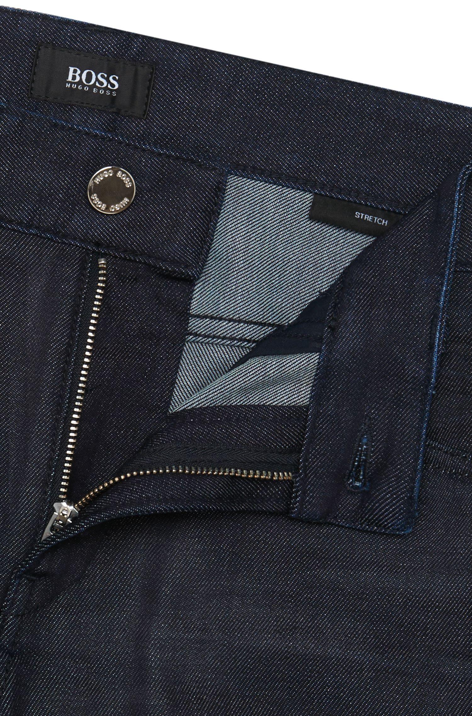Slim-fit jeans van elastische katoen: 'Delaware3'