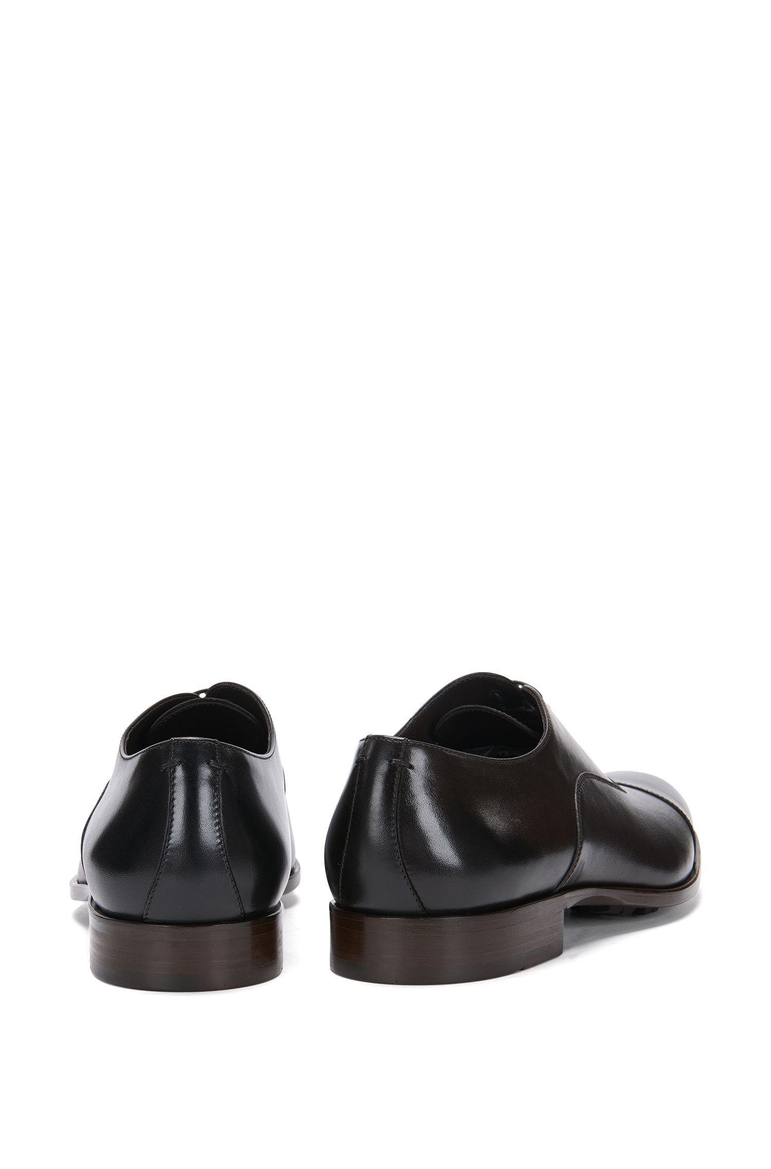 Chaussures à lacets en cuir dotées d'une semelle profilée: «Monumental_Oxfr_ct»
