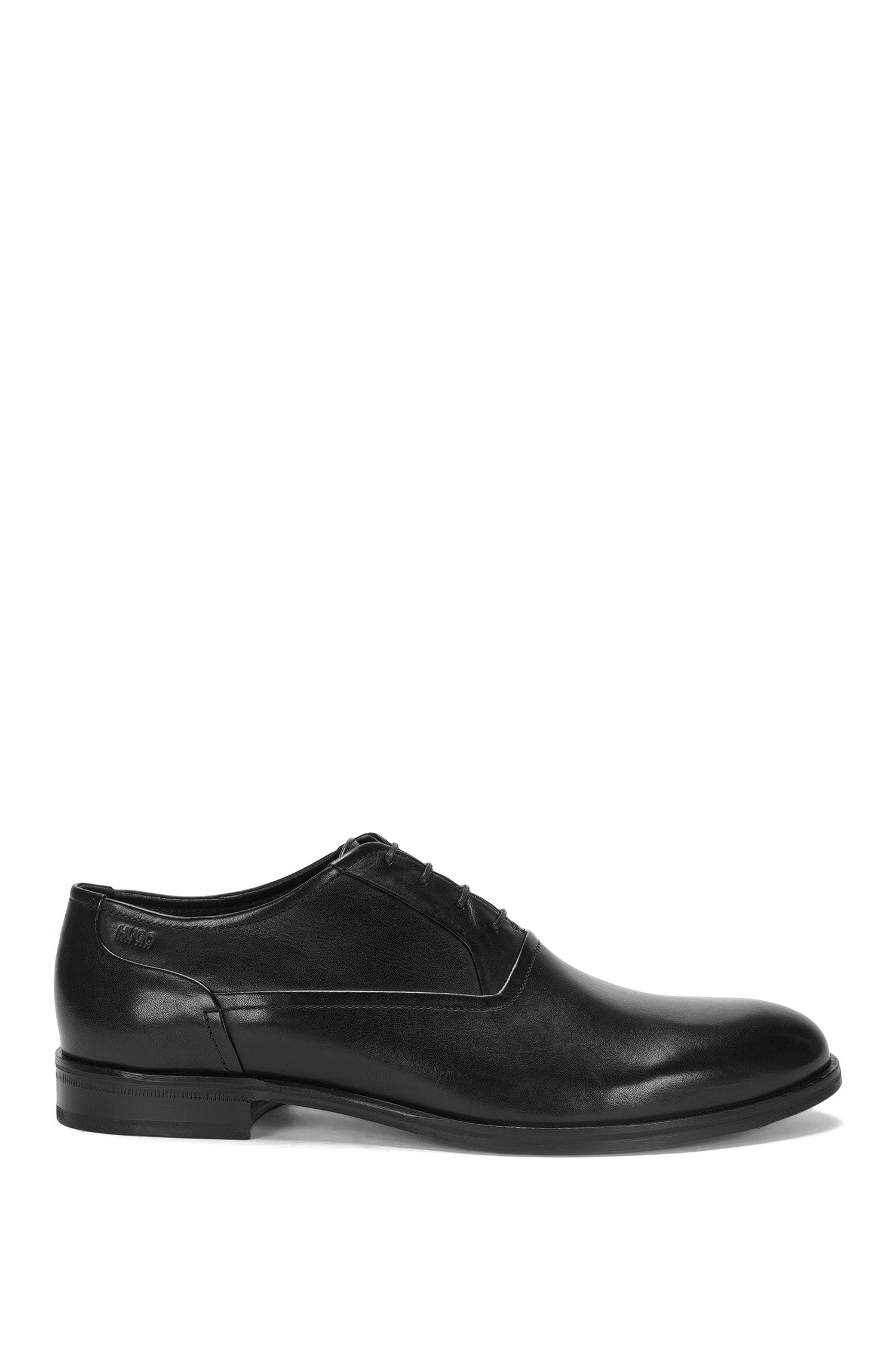 Leather lace-up shoes in Oxford style: 'Tempt_Oxfr_lt'