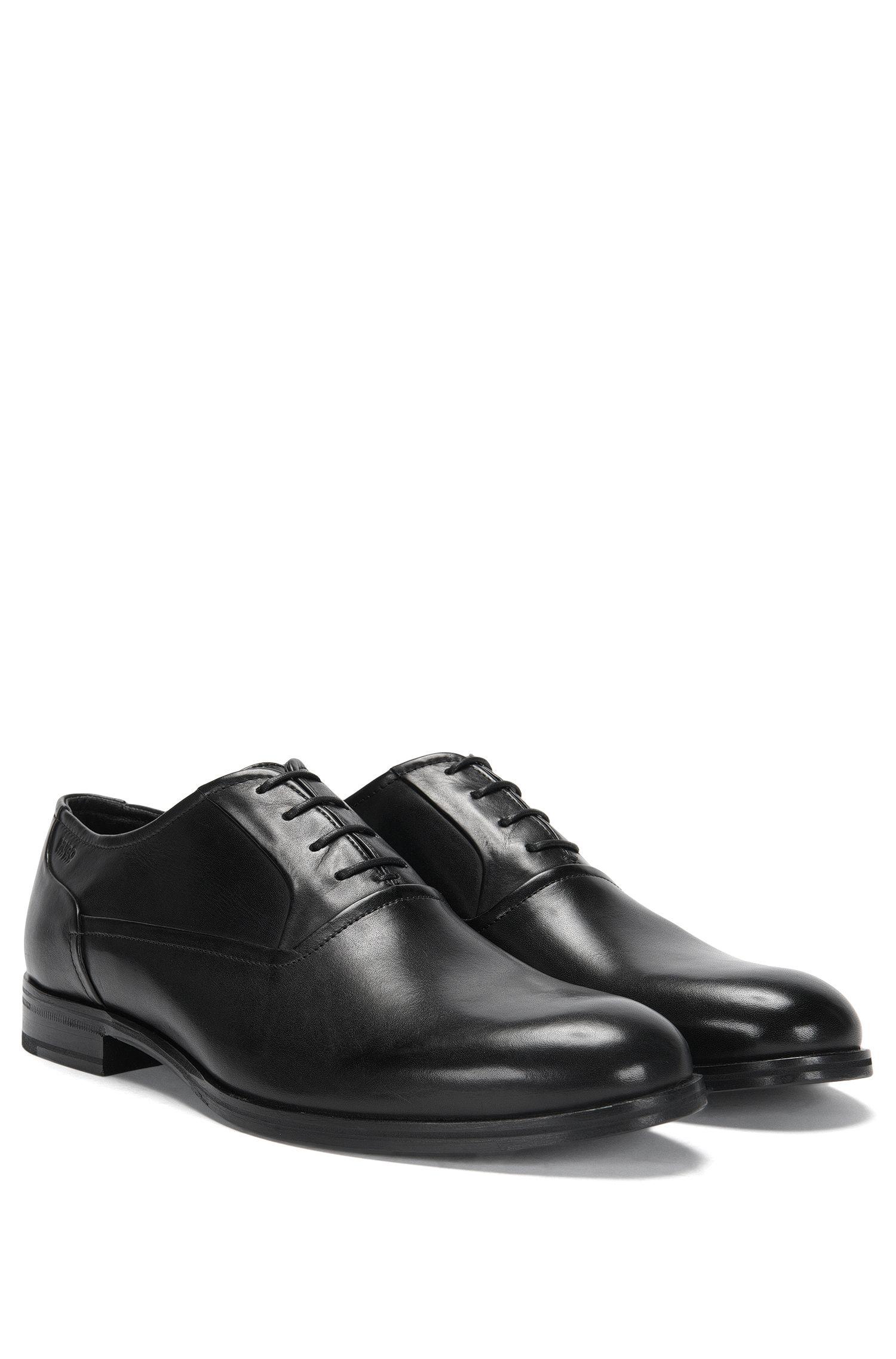 Chaussures à lacets en cuir de style Oxford: «Tempt_Oxfr_lt»