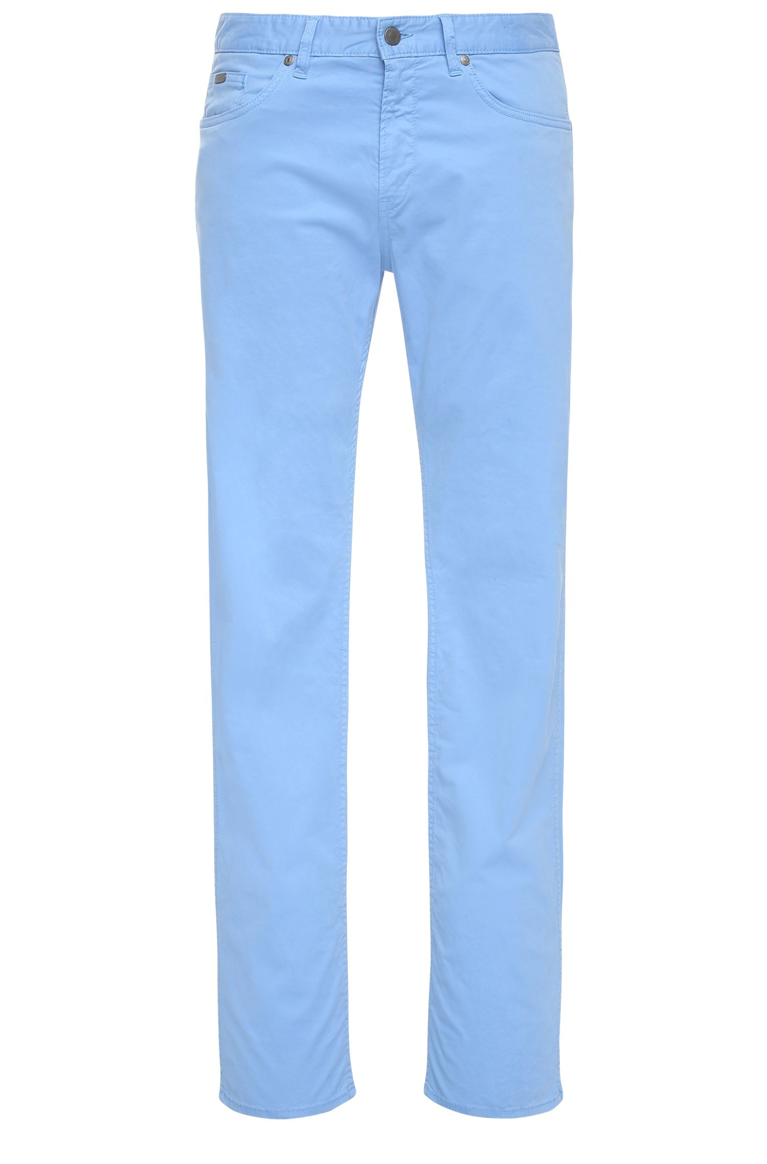 Jeans Slim Fit en coton stretch : « C-Delaware2-20 »