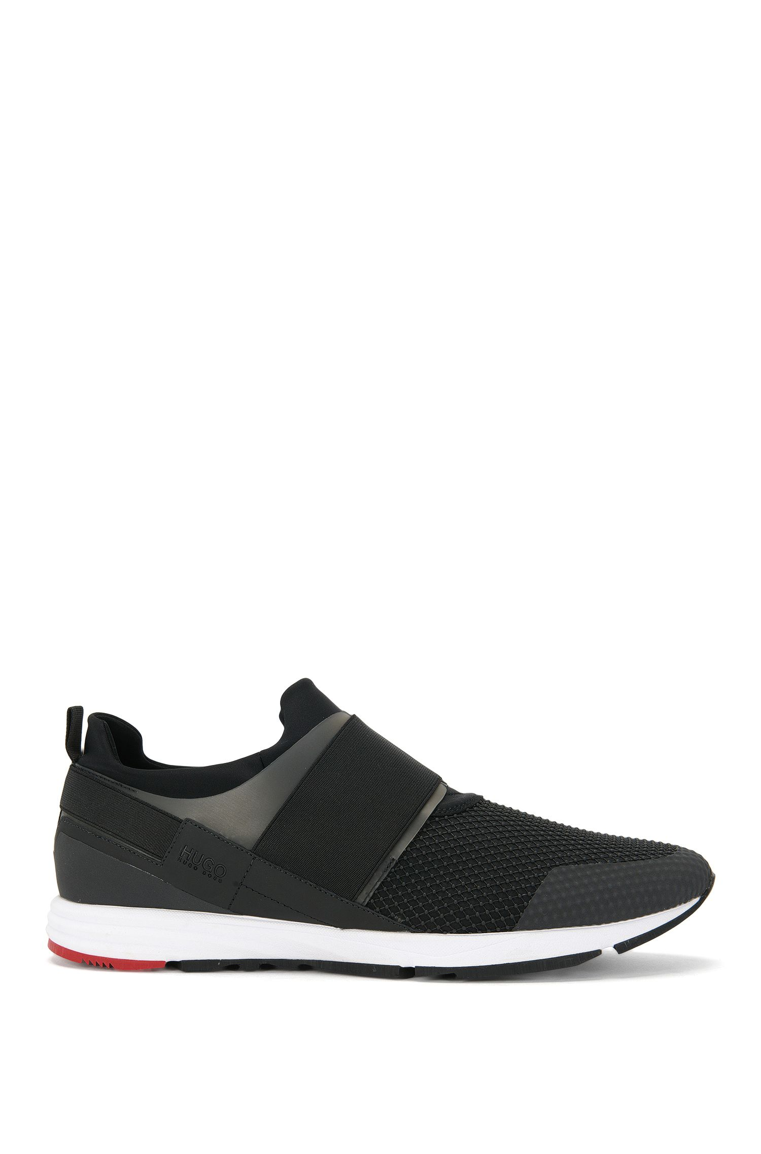 Sporty trainers with neoprene trim: 'Hybrid_Runn_mxnet'