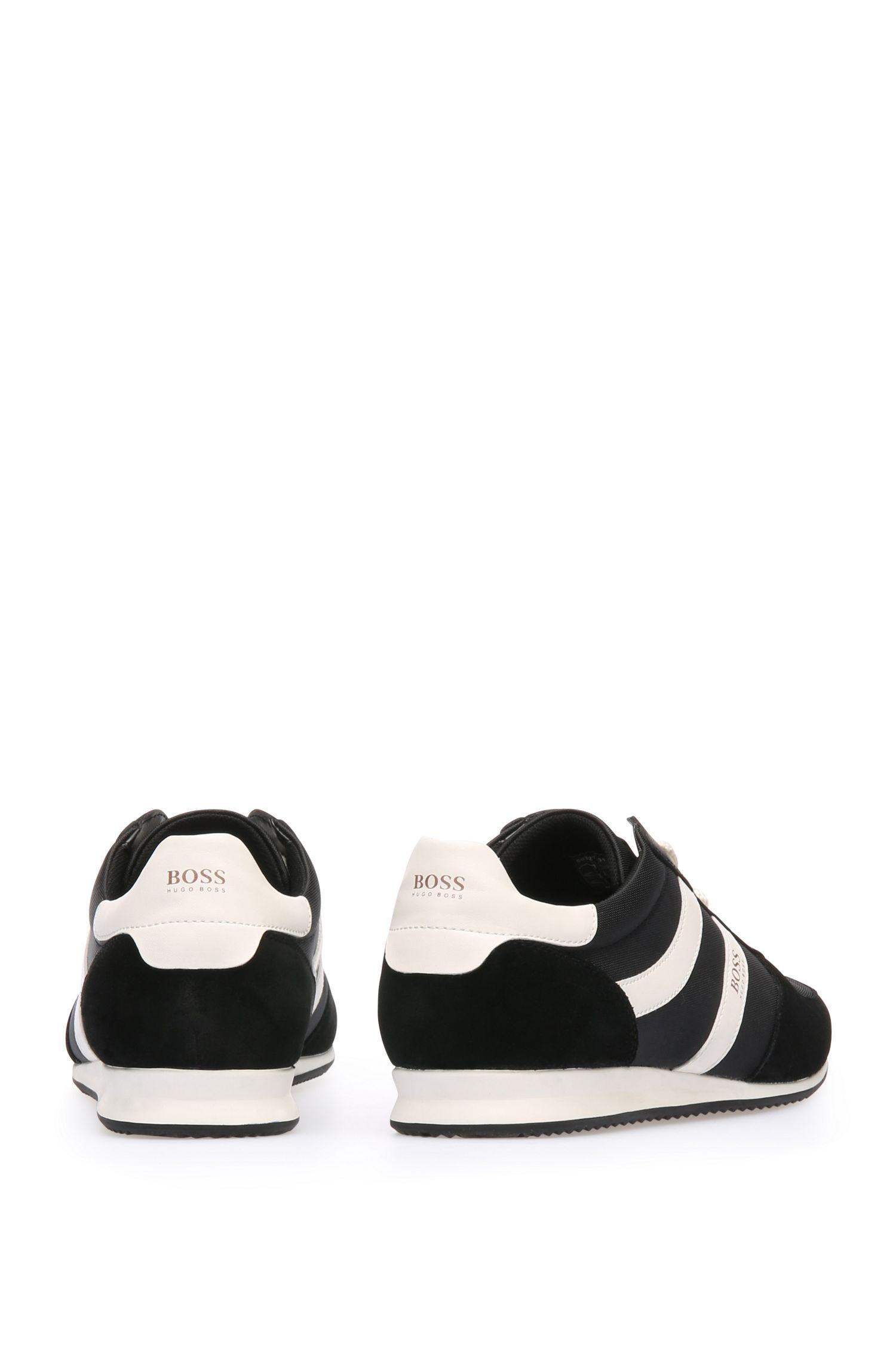 Sneakers aus Leder und Textil: ´OrlandRunnmxny`