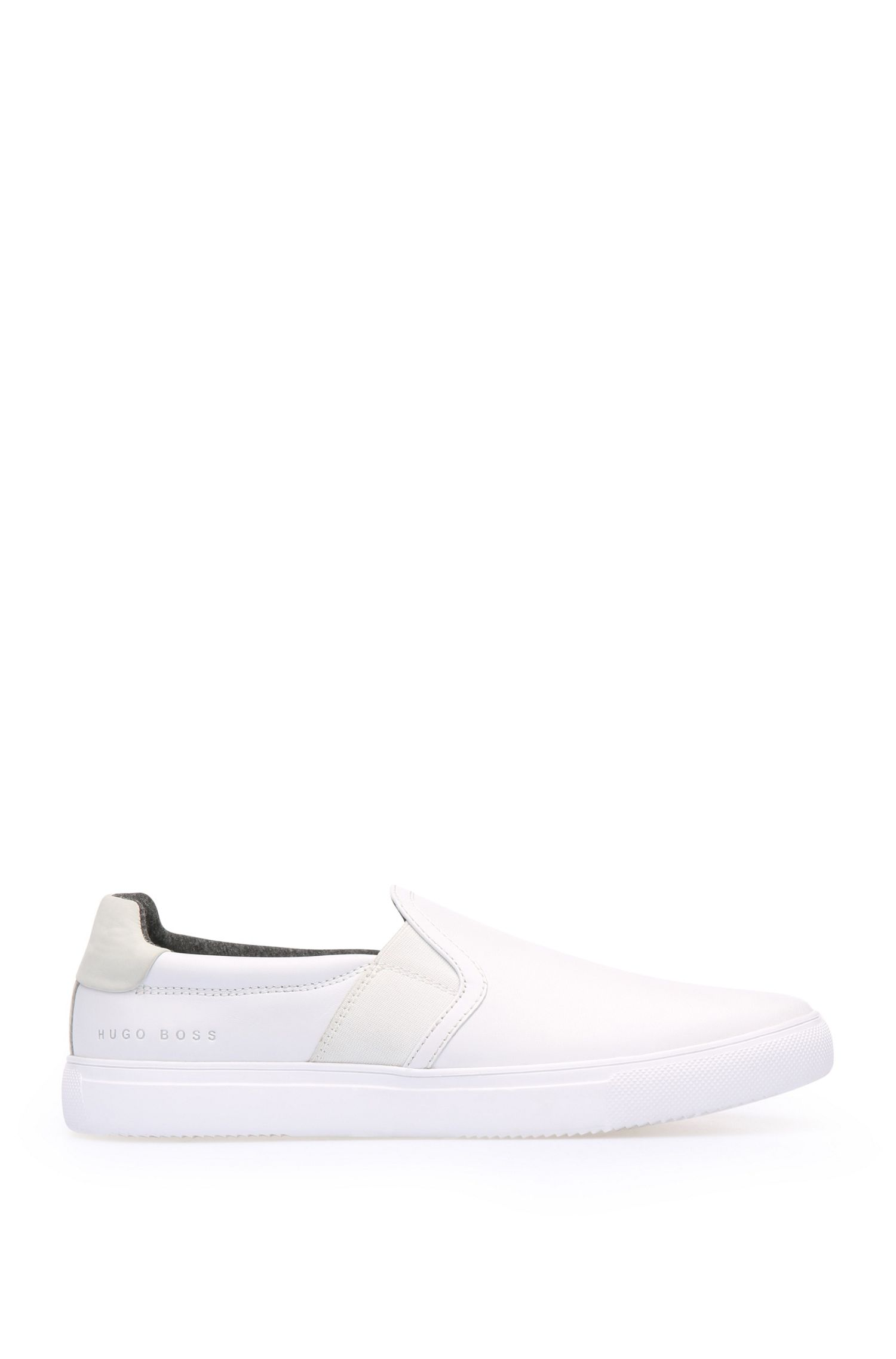 Sneakers aus Glattleder mit Nubukpartien: ´Enlight_Slon_lt`