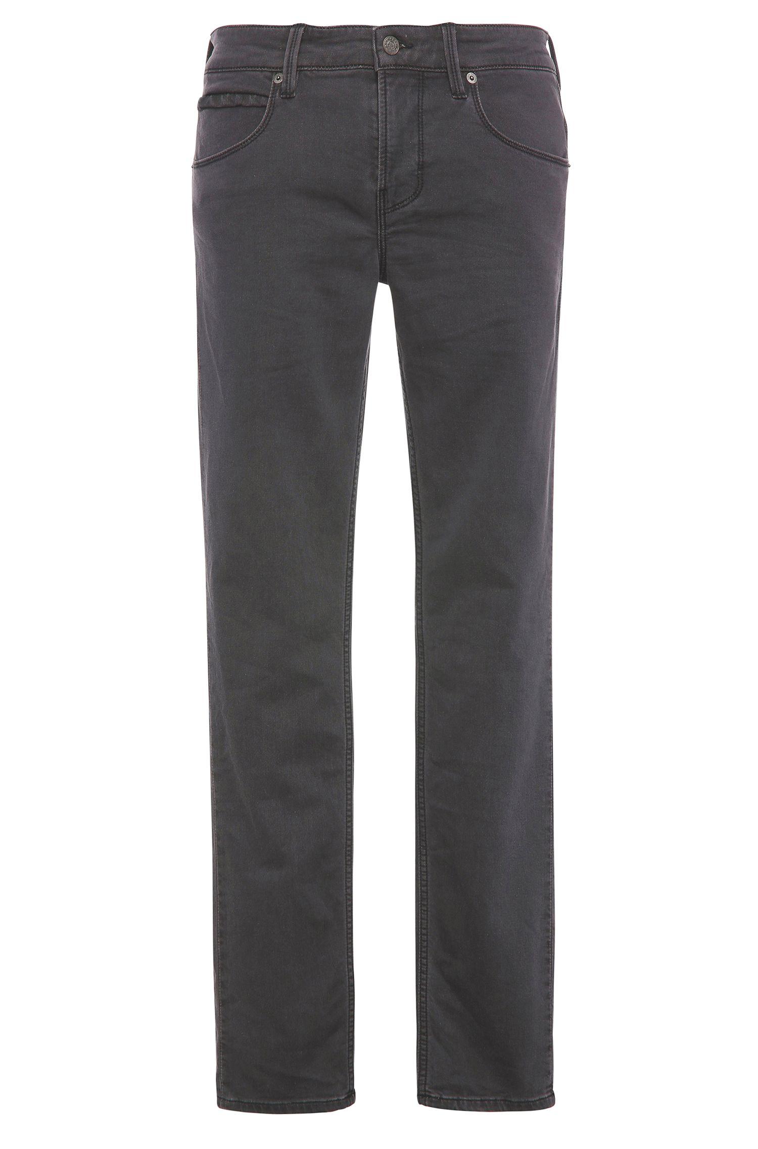 Slim-Fit Jeans aus elastischem Baumwoll-Mix: ´Orange63`