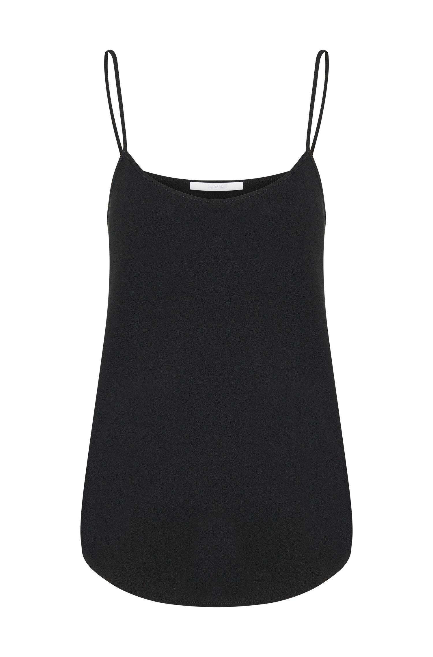 Camisole top with spaghetti straps: 'Iamina'