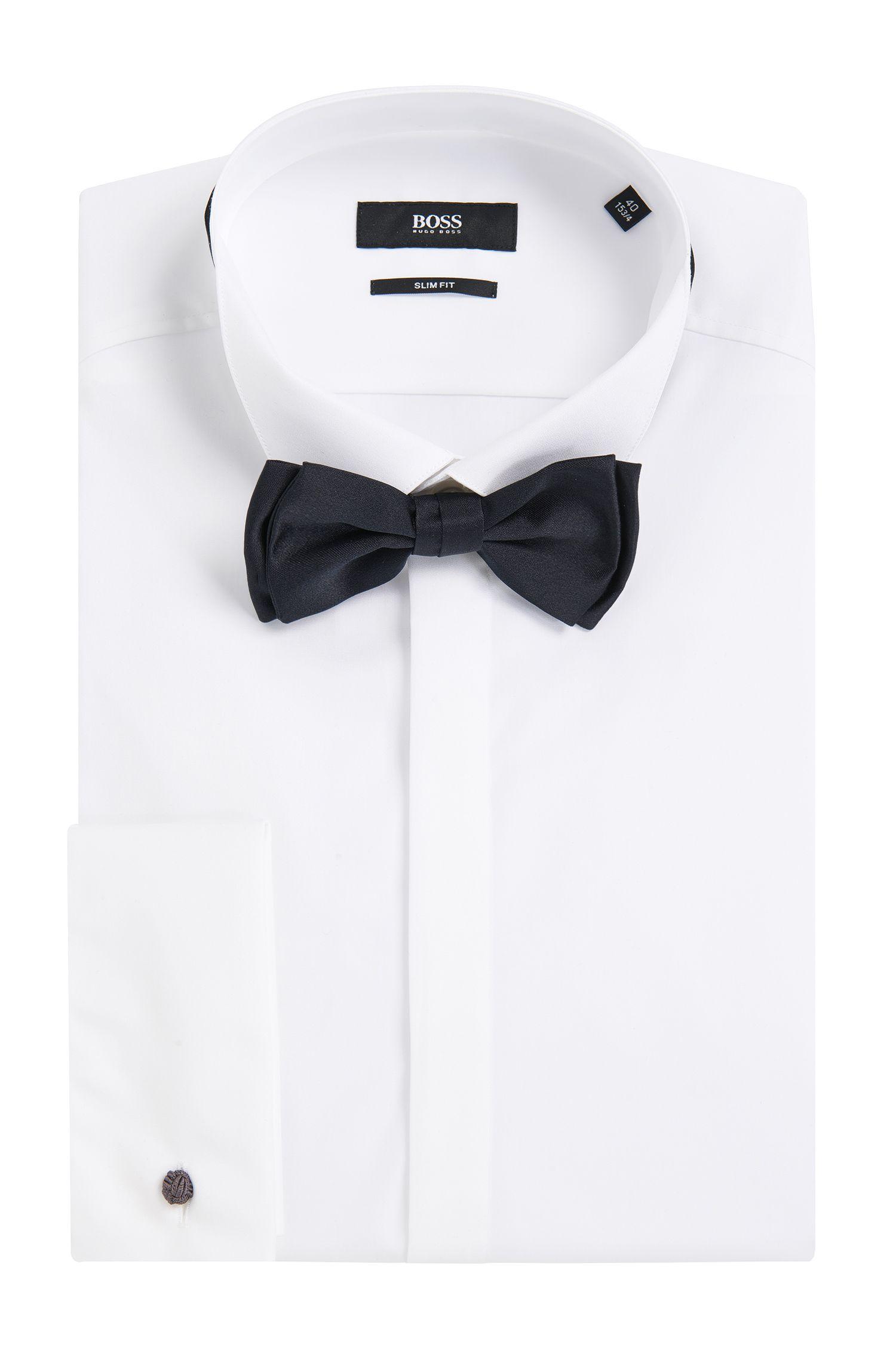 Vlinderdasje van zijde: 'Bow tie fashion'
