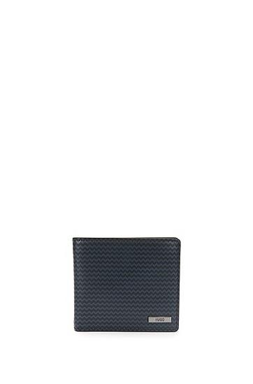 Artikel klicken und genauer betrachten! - Das zweiteilige HUGO Set aus softem Leder präsentiert sich mit zeitgemäßem Chevron-Muster. Die Geldbörse überzeugt mit ihrem kompakten Format, der Schlüsselanhänger ist mit einem Schlüsselring in Titan-Optik ausgestattet. Dank der ansprechenden Box eignet sich das Set auch ideal als Geschenk. | im Online Shop kaufen