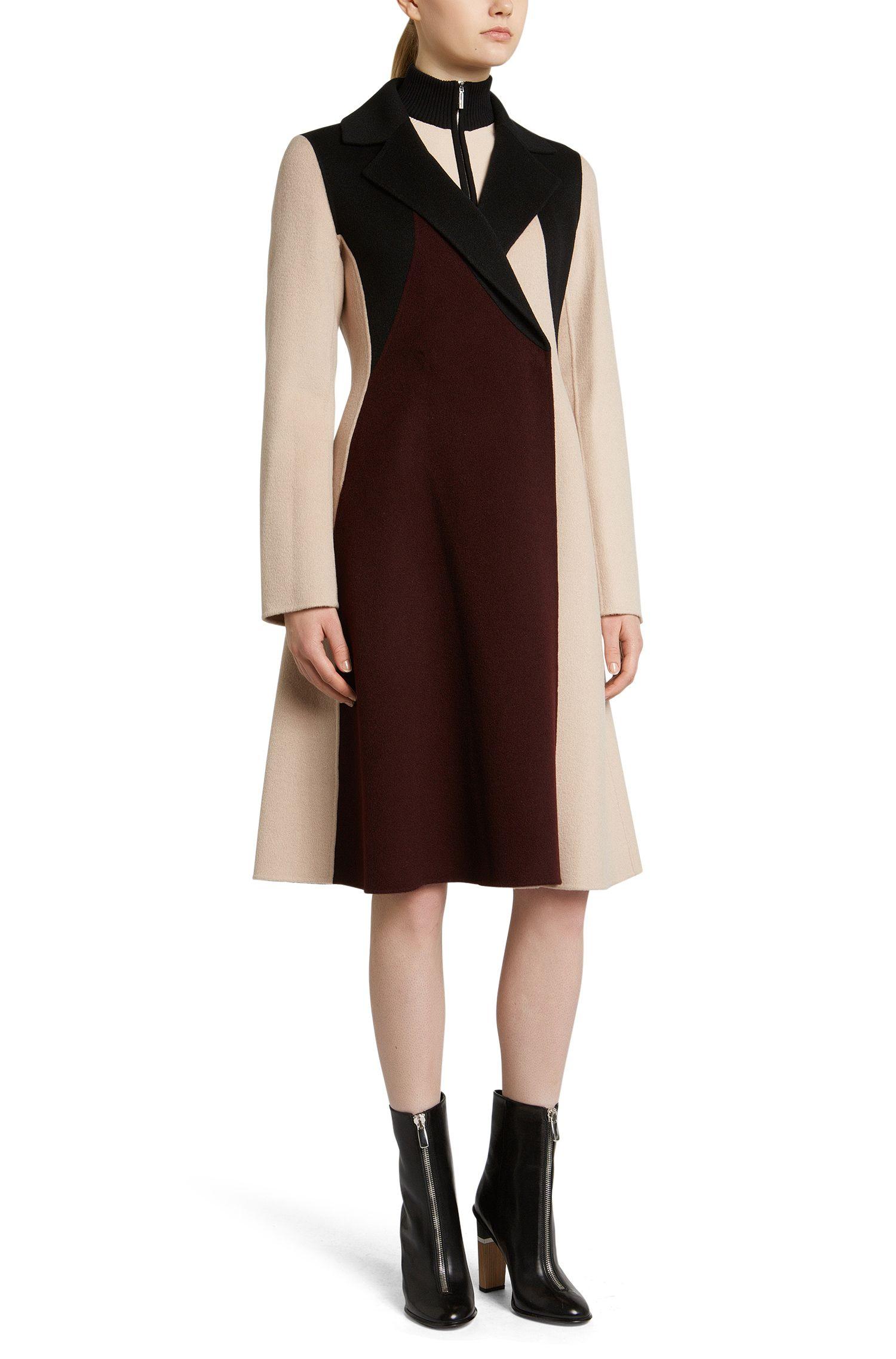Manteau Runway Edition en laine mélangée à du cachemire: «FS_Cibina»