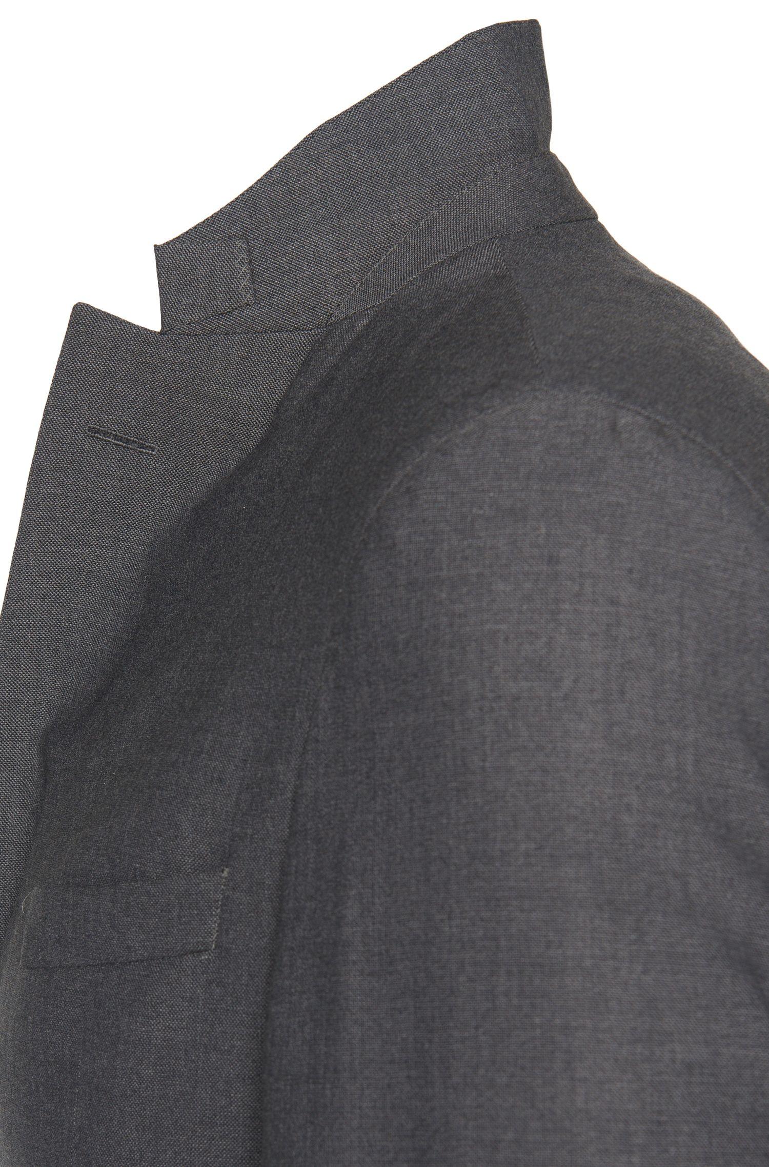 Costume Slim Fit Tailored en laine vierge mélangée, à teneur en mohair: «T-Nevil/Batwin»
