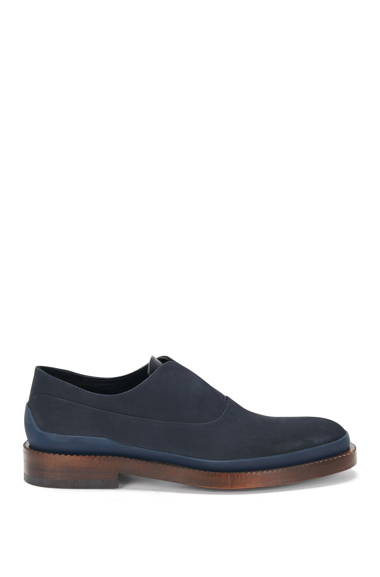 Leather loafers: 'Mono_OXfr_nu'