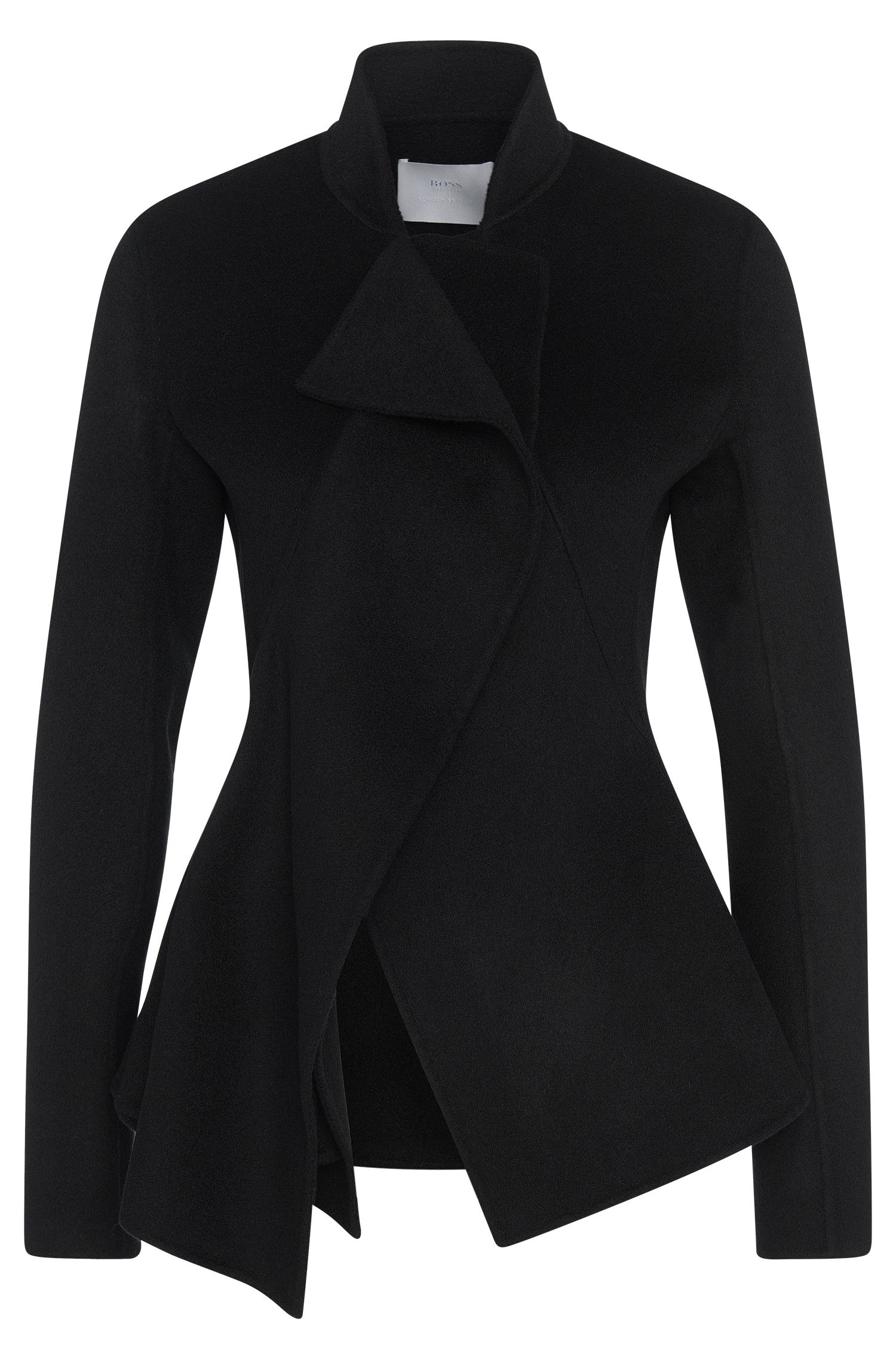Runway Edition jacket in a wool blend with cashmere: 'FS_Jamida'